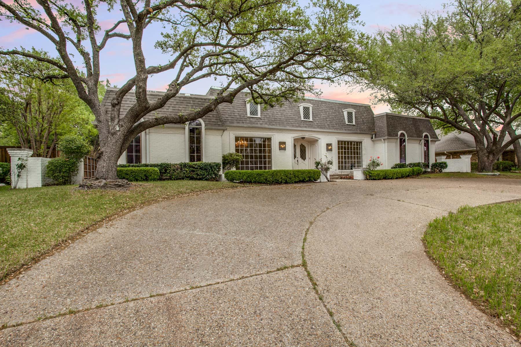 獨棟家庭住宅 為 出售 在 7047 Lupton Dr, Dallas Dallas, 德克薩斯州, 75225 美國