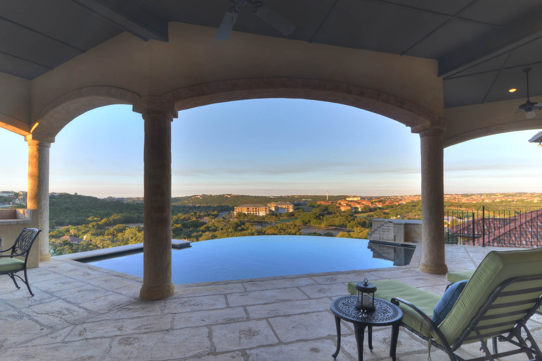 Single Family Home for Sale at Million-Dollar Views in Summerglen 24803 Parview Cir San Antonio, Texas 78260 United States