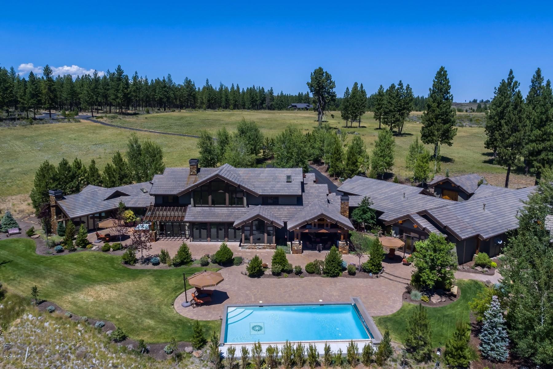 Maison unifamiliale pour l Vente à 18883 Sutherland Court 18883 Sutherland Ct Bend, Oregon, 97702 États-Unis