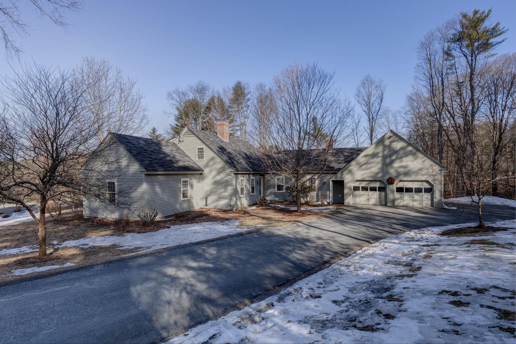 Maison unifamiliale pour l Vente à 1 Crestwood, Hanover Hanover, New Hampshire, 03755 États-Unis