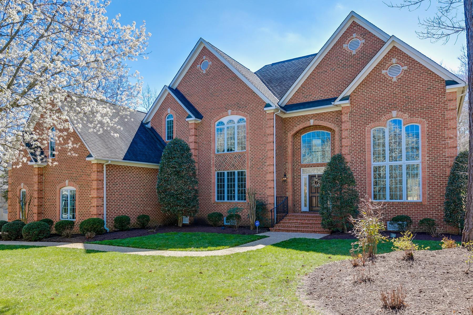 Single Family Home for Sale at 10833 Cherry Hill Drive, Glen Allen Glen Allen, Virginia, 23059 United States