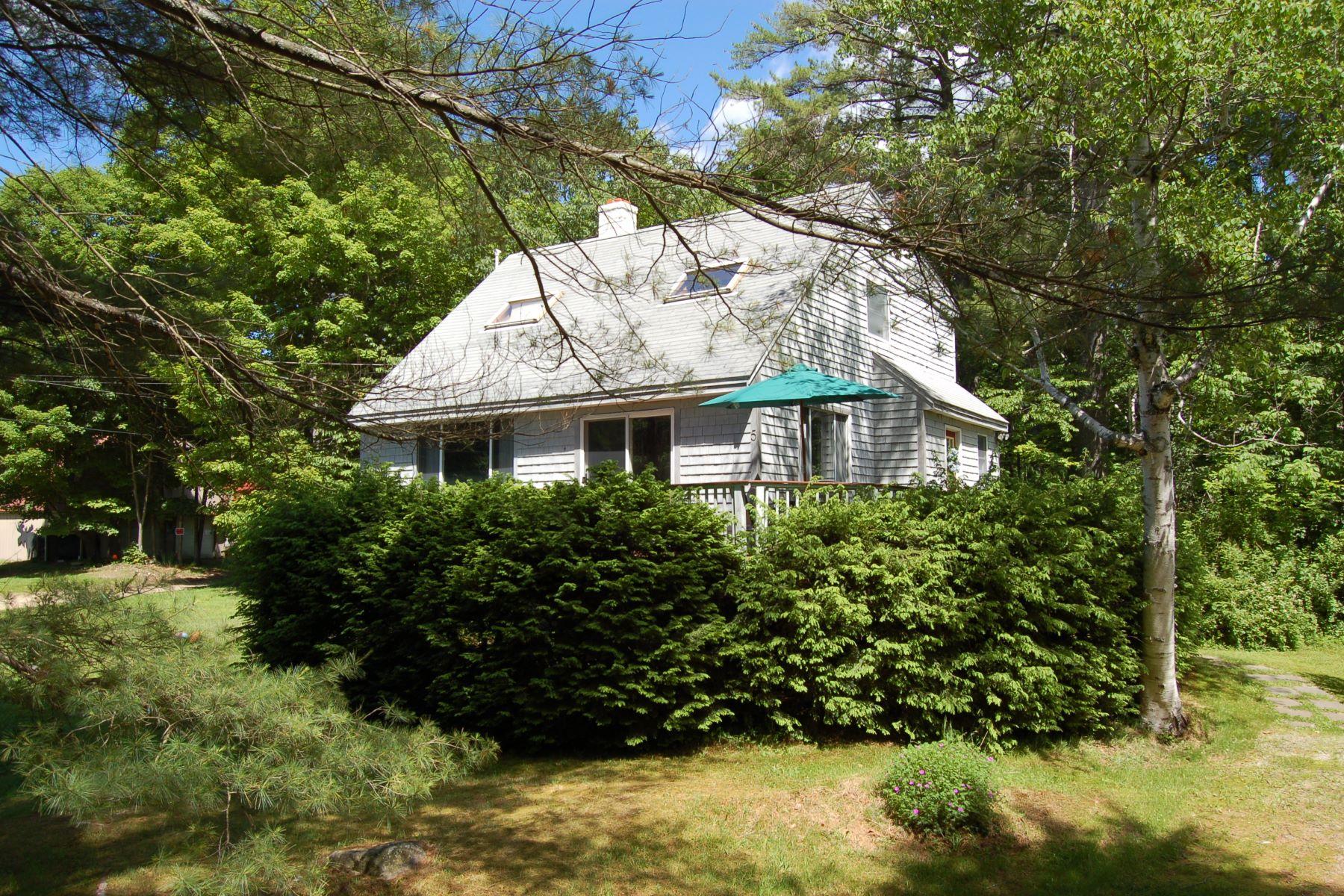 Moradia para Venda às 5 Willis Way, Newbury Newbury, New Hampshire, 03255 Estados Unidos
