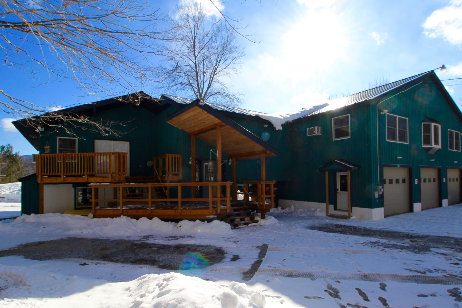 Single Family Home for Sale at 122 Winding, Killington Killington, Vermont, 05751 United States
