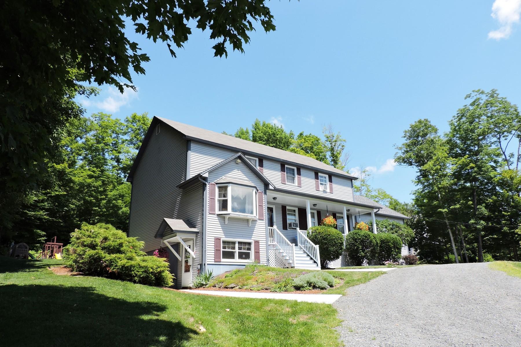 Maison unifamiliale pour l Vente à Meadowood Lane 229 Meadow Wood Ln Waterford, Vermont, 05819 États-Unis
