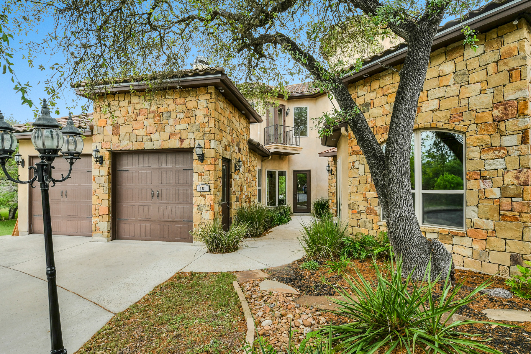 Single Family Home for Sale at Beautiful Tuscan-Style Home in The Dominion 151 Palmilla Ct San Antonio, Texas 78257 United States