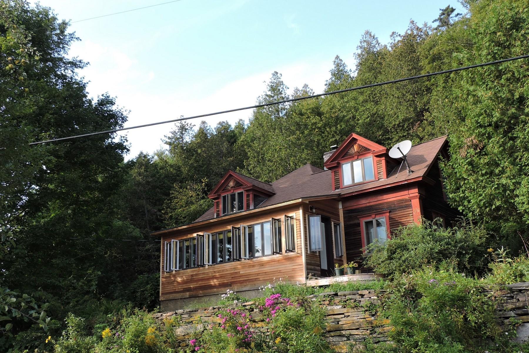 Moradia para Venda às Lake Eligo Waterfront 418 Lake Rd Craftsbury, Vermont, 05826 Estados Unidos