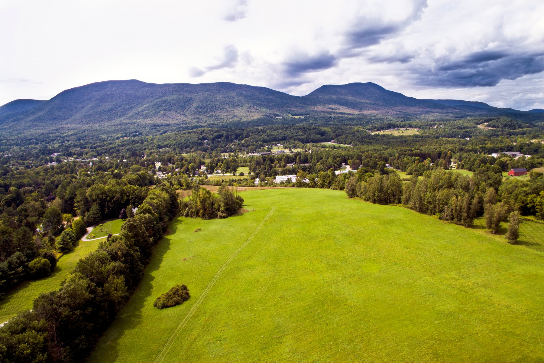 Land for Sale at Views Overlooking Manchester & the Green Mountains Lot A Landmark Lane Manchester, Vermont 05255 United States