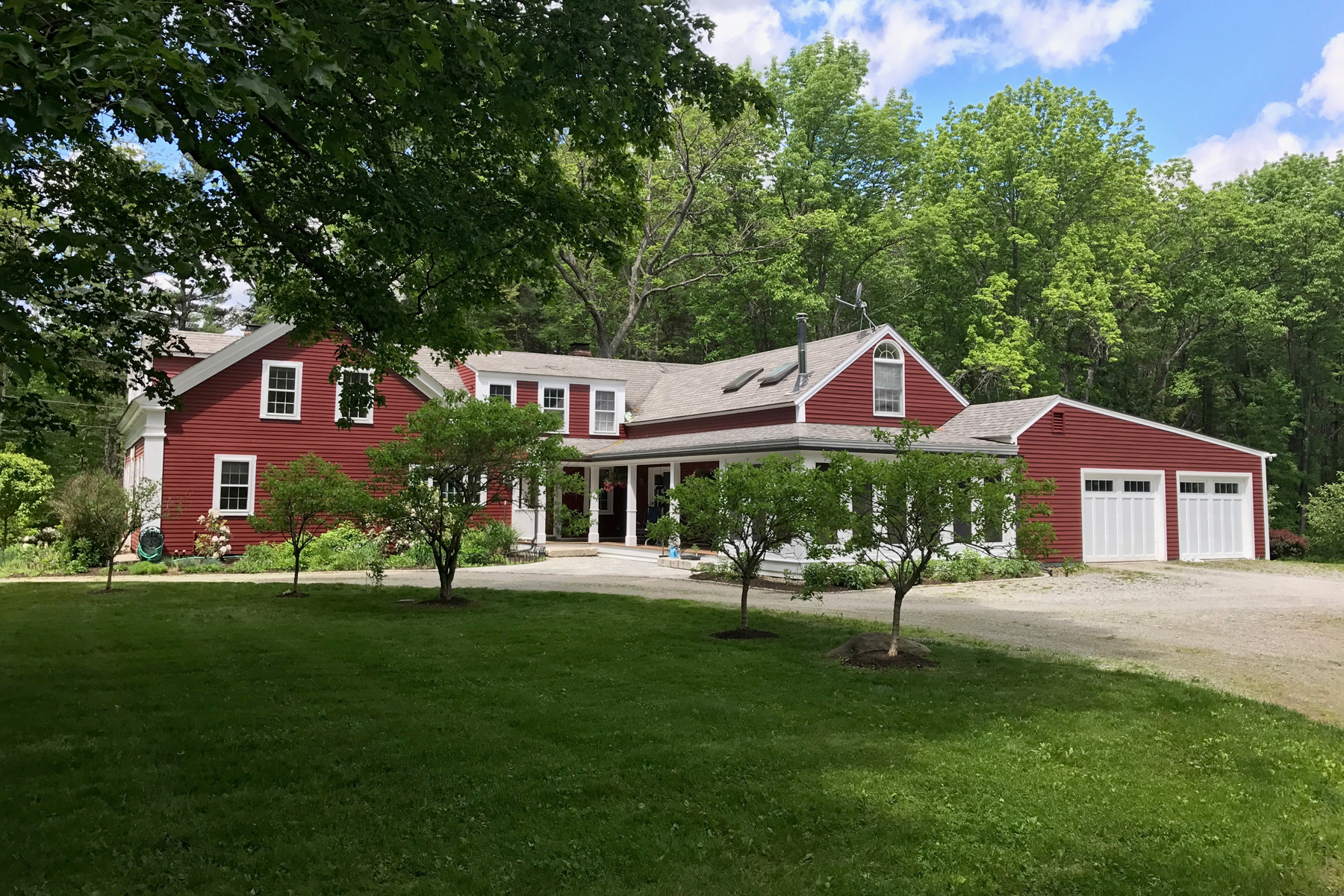 Single Family Home for Sale at 13 Journeys End Road, Francestown 13 Journeys End Rd Francestown, New Hampshire 03043 United States