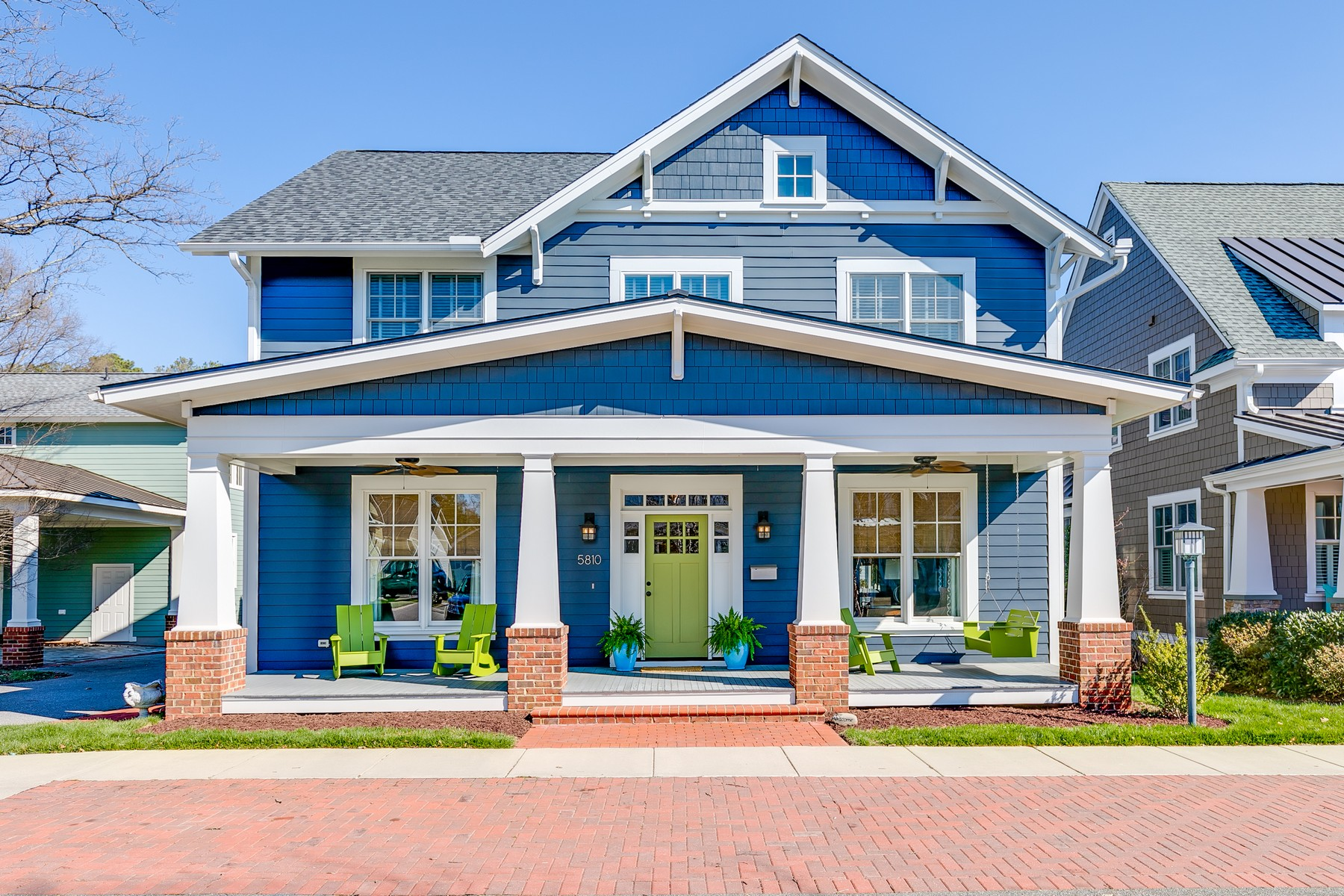 Eensgezinswoning voor Verkoop een t 5810 Maple Green Circle, Richmond 5810 Maple Green Cir Richmond, Virginia 23226 Verenigde Staten