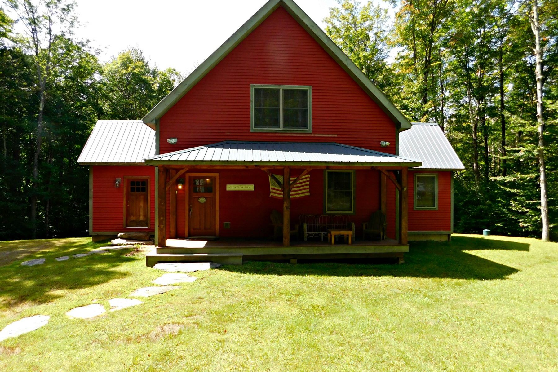 Single Family Home for Sale at 108 Country, Wardsboro Wardsboro, Vermont, 05355 United States