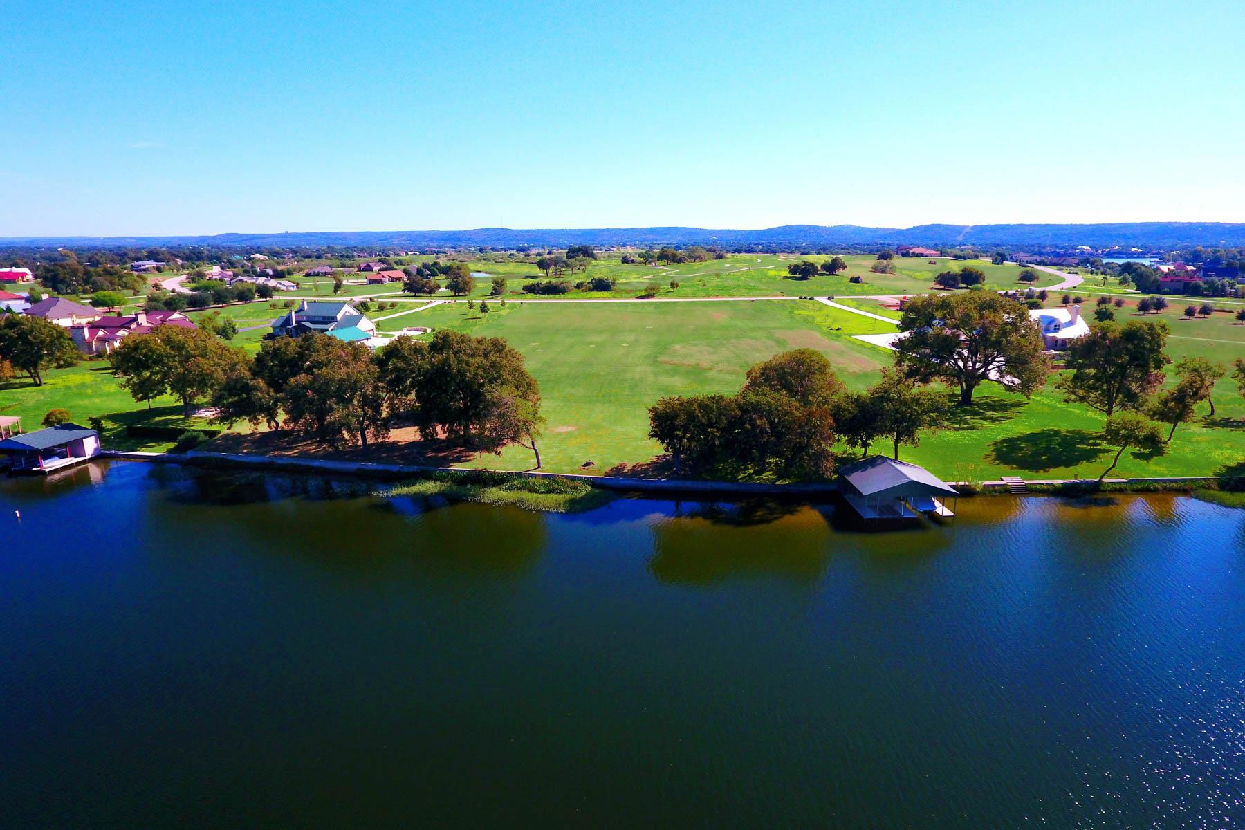 Land for Sale at The Legends on Lake LBJ Lot 1040 Legends Pkwy Kingsland, Texas 78639 United States