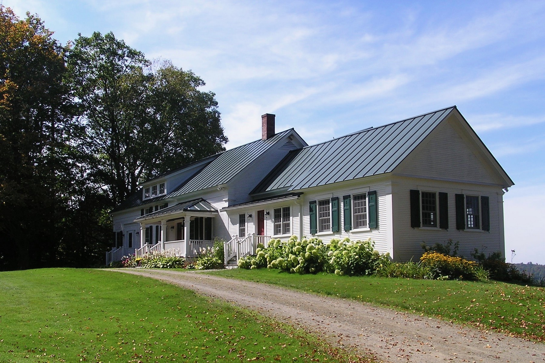 Single Family Home for Sale at 163 Slawson, Craftsbury Craftsbury, Vermont, 05827 United States