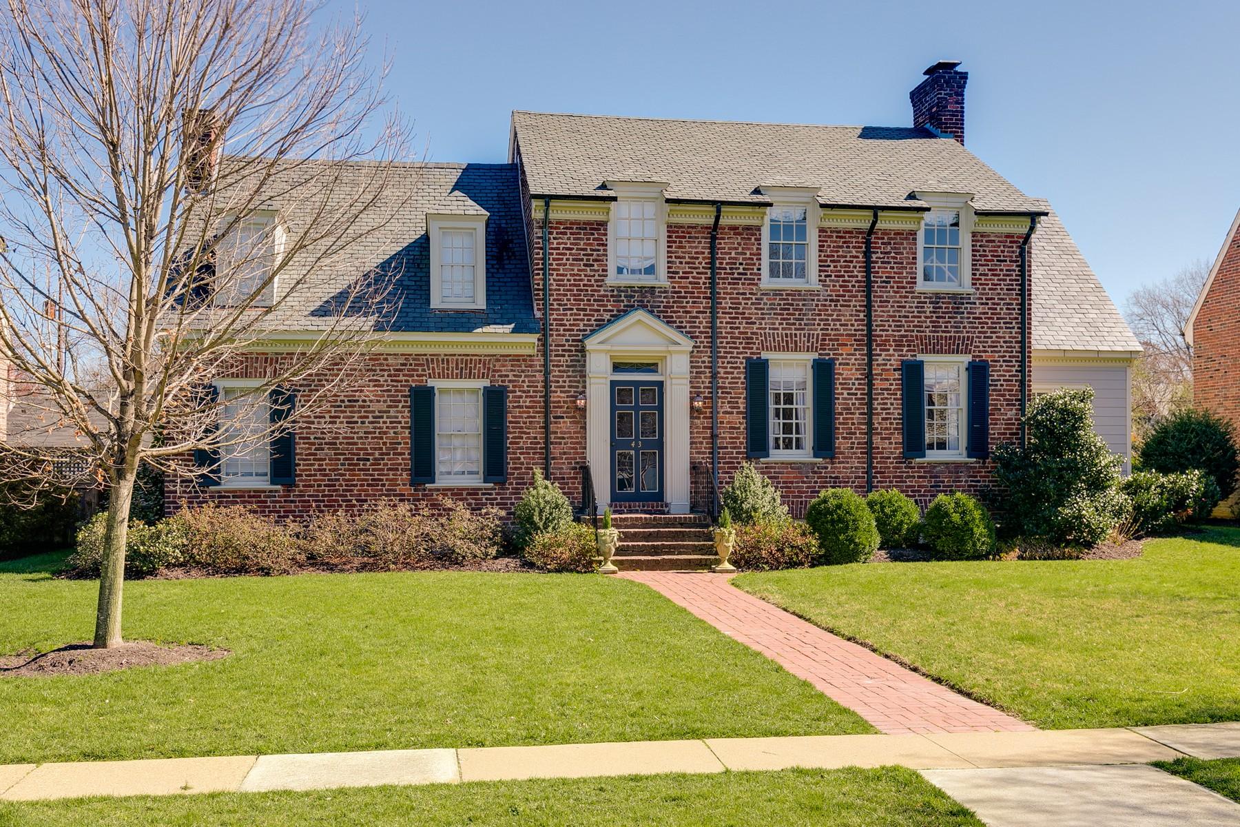 Частный односемейный дом для того Продажа на 43 Willway Avenue, Richmond 43 Willway Ave Richmond, Виргиния 23226 Соединенные Штаты