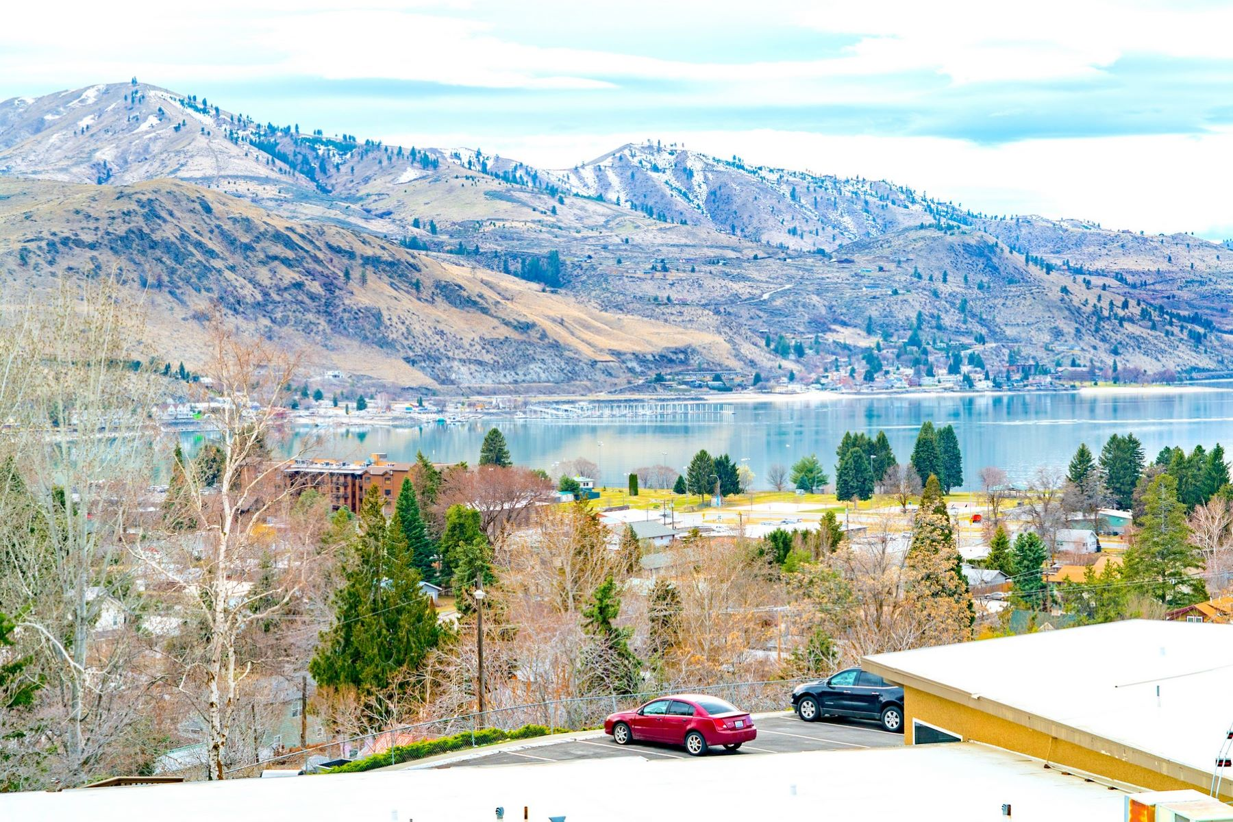 Multi-Family Home for Sale at 726 Markeson St, Chelan 726 N Markeson St Chelan, Washington 98816 United States