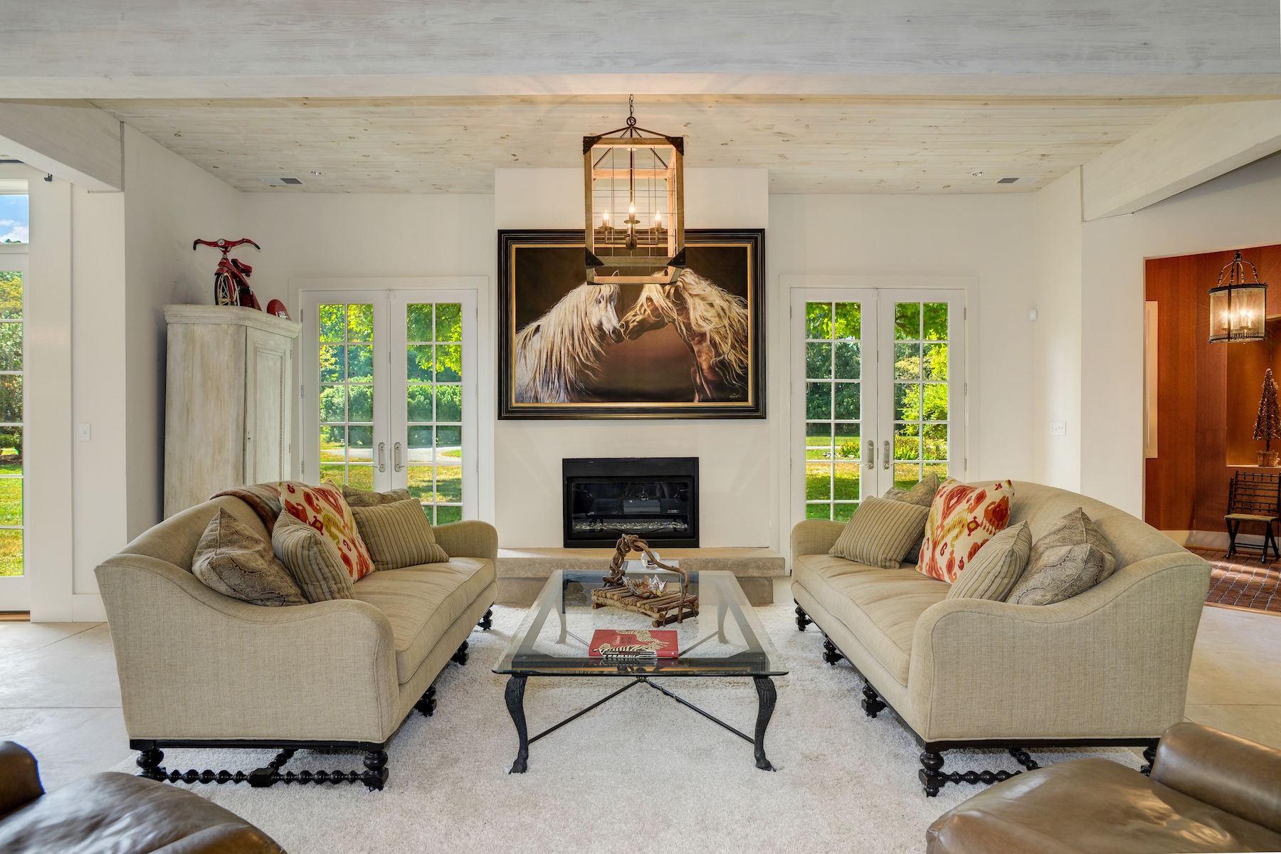 단독 가정 주택 용 매매 에 Exquisite Equestrian Estate 473 Millwood Rd Boyce, 버지니아 22620 미국