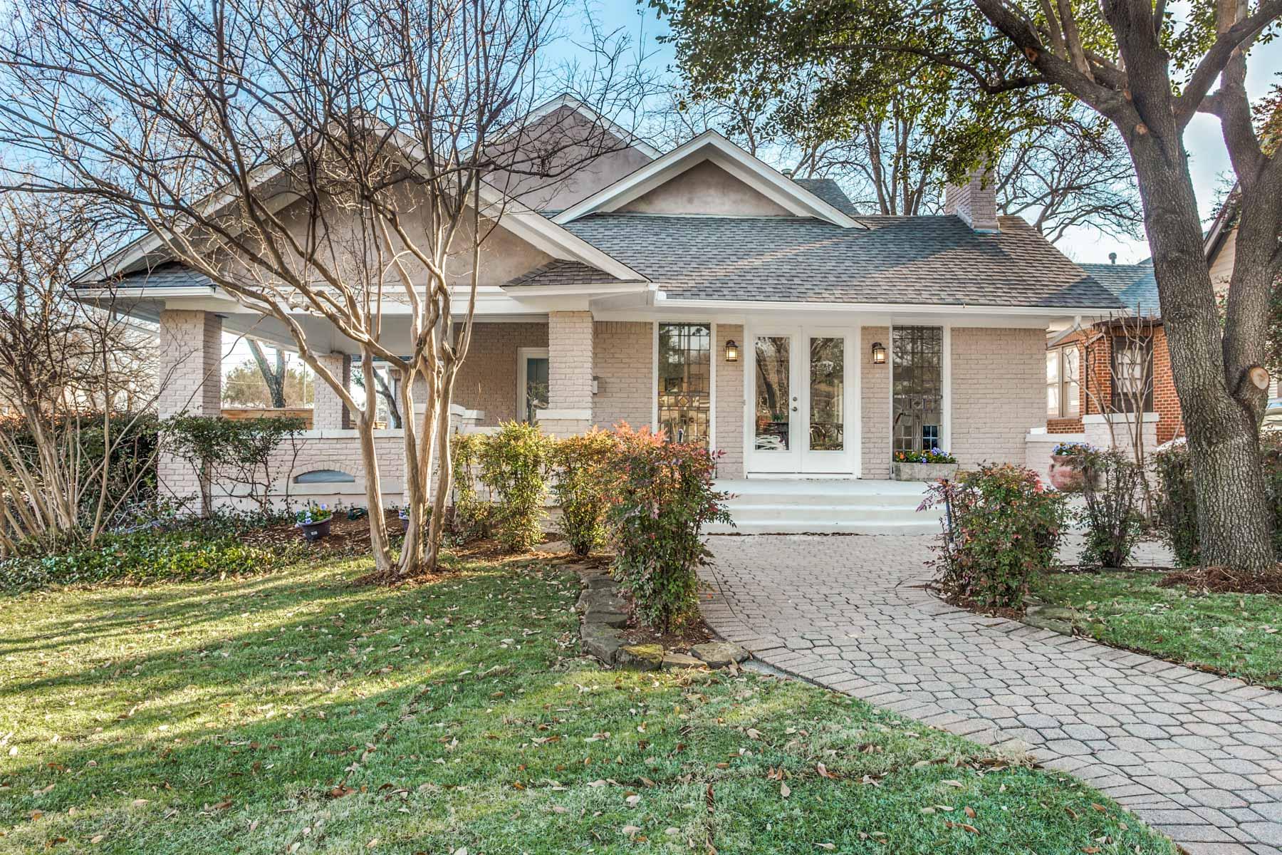 Einfamilienhaus für Verkauf beim North Oak Cliff, Bishop Arts, Kessler Park 902 Stewart Dr Dallas, Texas, 75208 Vereinigte Staaten
