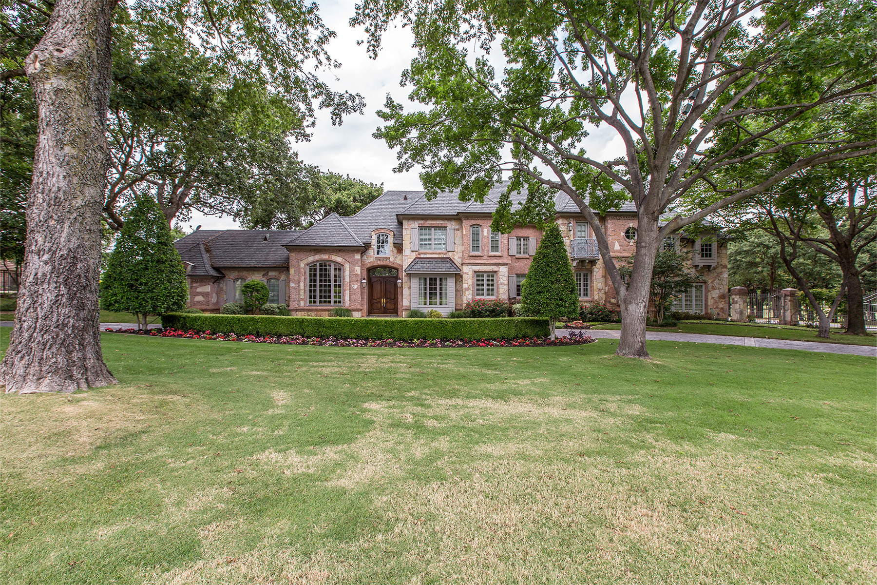 Single Family Home for Sale at Luxury & Land in Cottonwood Estates 117 Cottonwood Dr Coppell, Texas 75019 United States