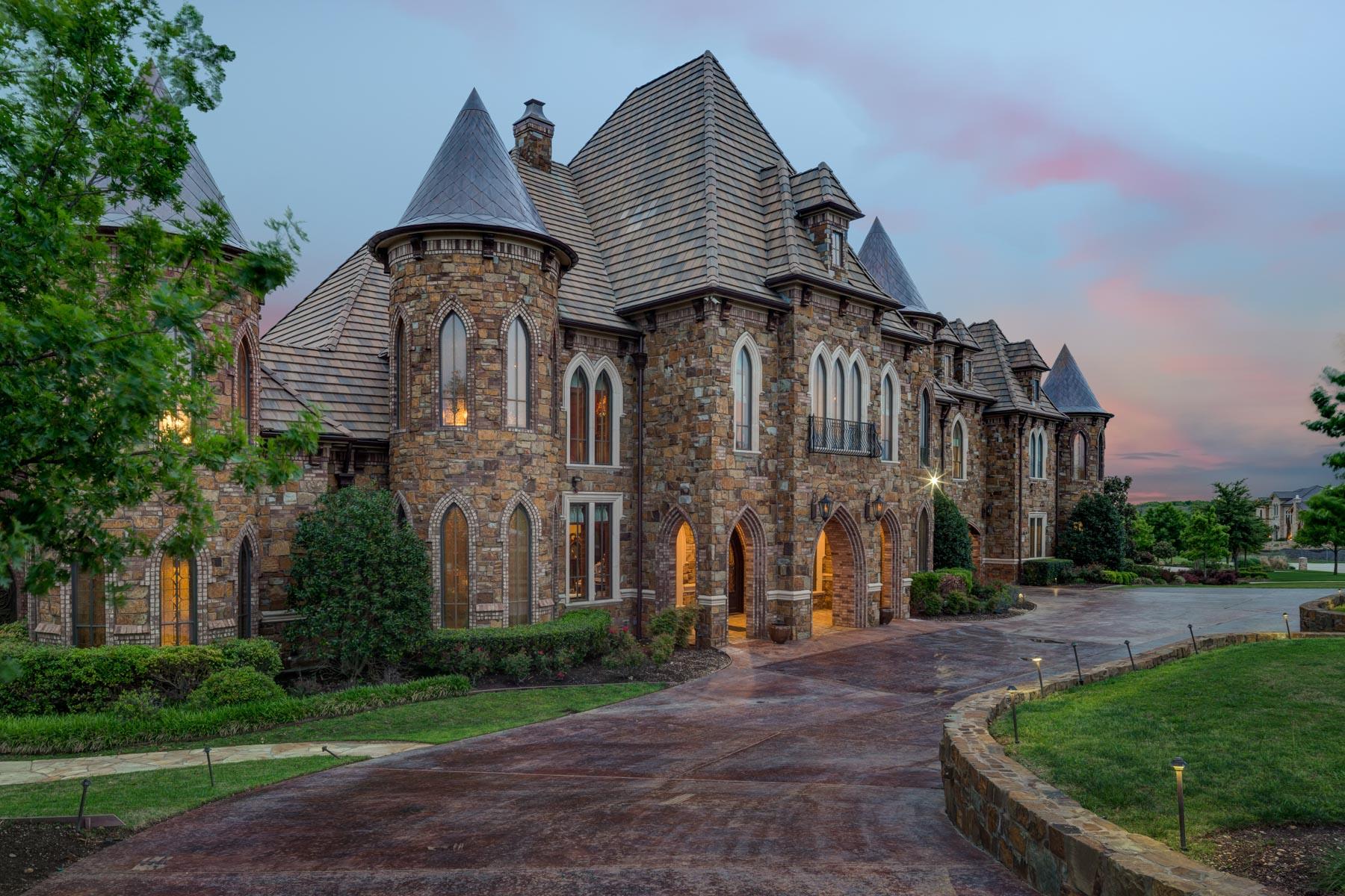 Casa Unifamiliar por un Venta en Montserrat 9553 Bella Terra Dr Fort Worth, Texas 76126 Estados Unidos