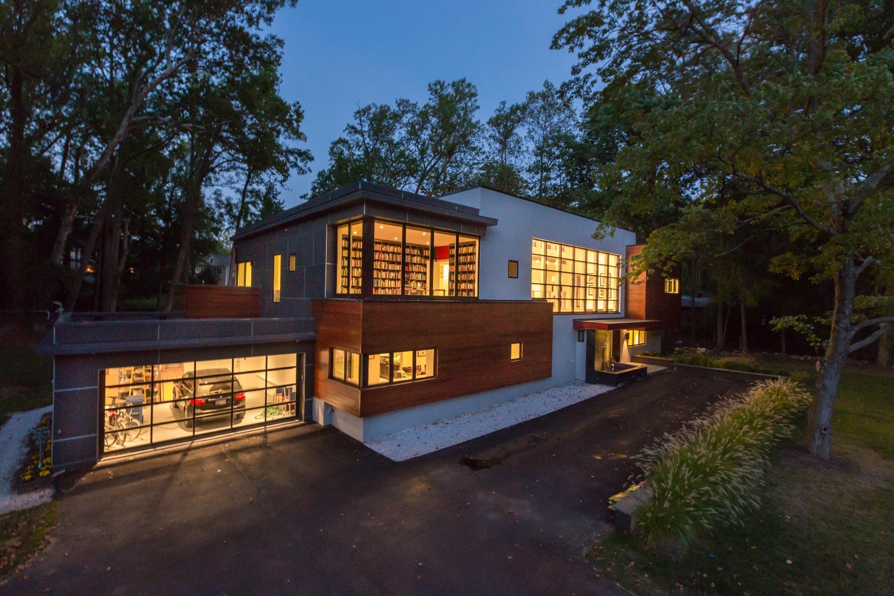 Casa Unifamiliar por un Venta en 6309 Bradley Boulevard, Bethesda 6309 Bradley Blvd Bethesda, Maryland 20817 Estados Unidos