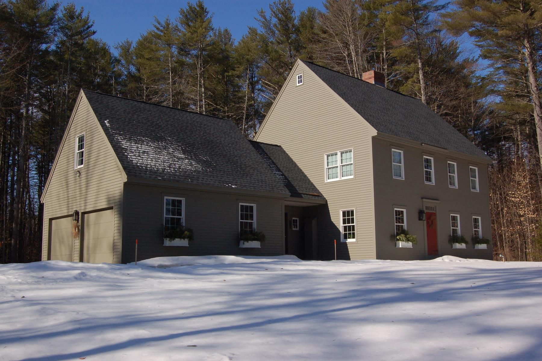 Single Family Home for Sale at 146 Wilder Lane, New London 146 Wilder Ln New London, New Hampshire 03257 United States