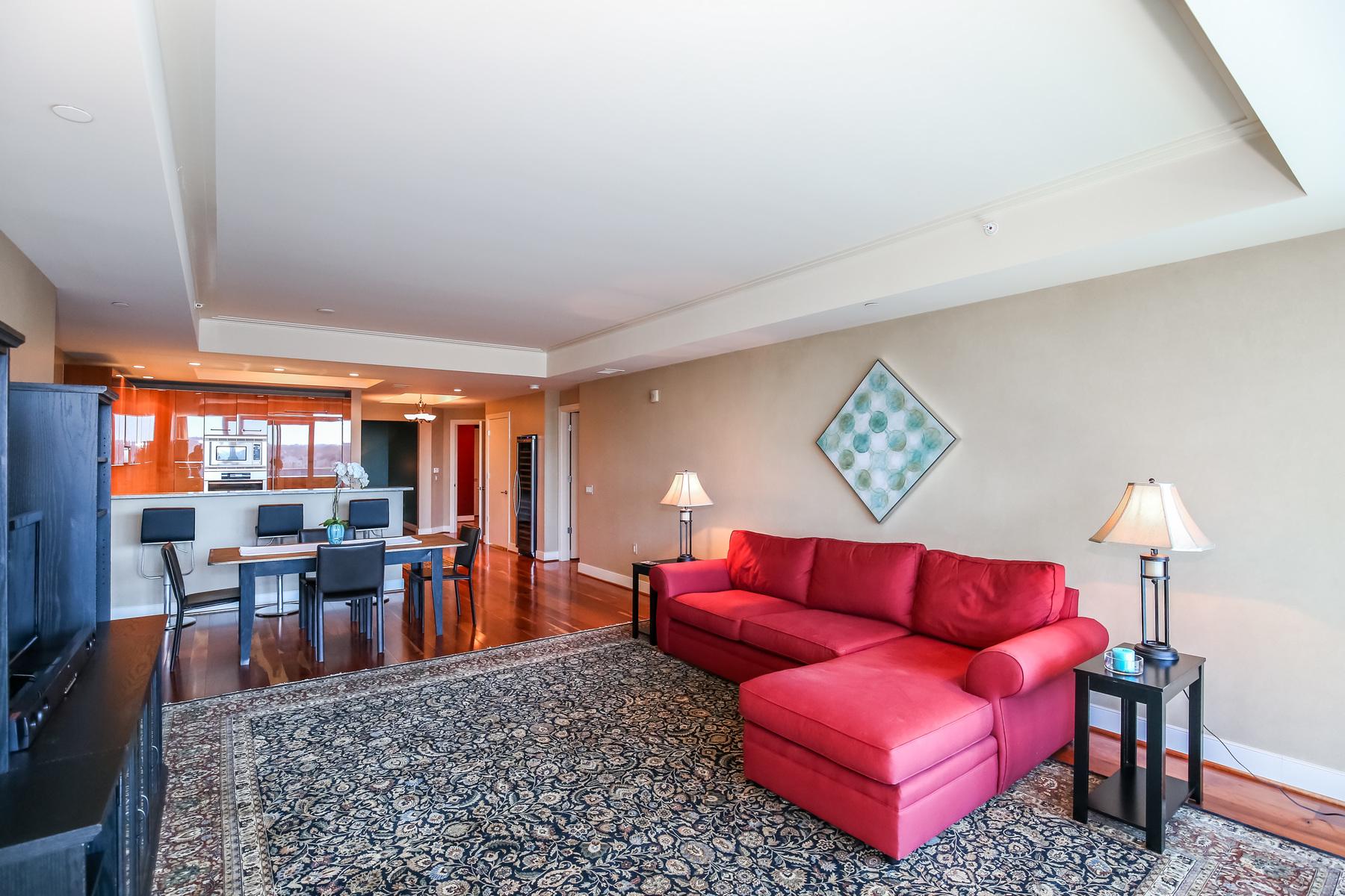 Additional photo for property listing at 1881 Nash Street N 1504, Arlington  Arlington, Virginia 22209 États-Unis