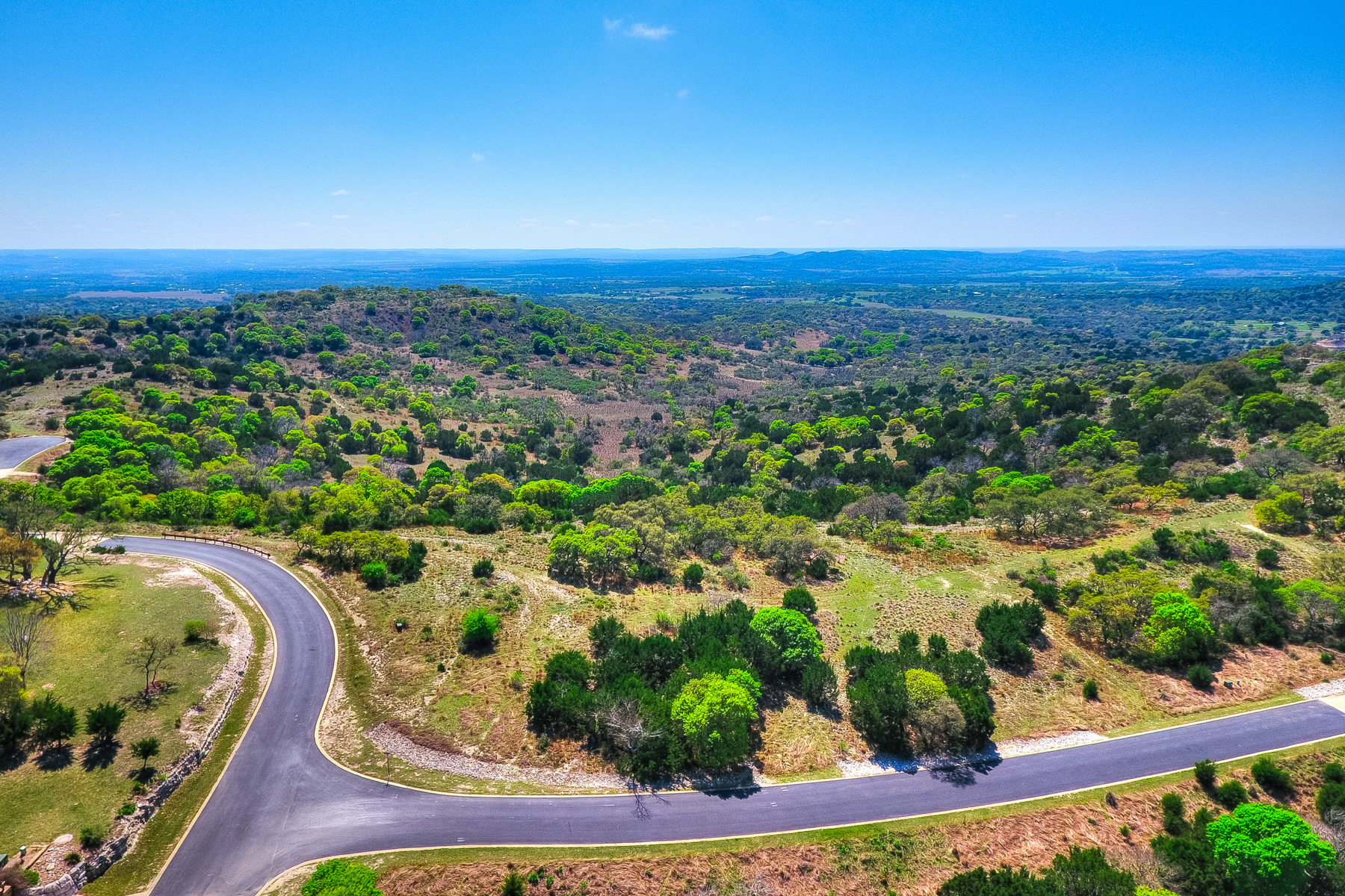 Land for Active at Great Building Lot in Comfort 158 Majestic Ridge Comfort, Texas 78013 United States
