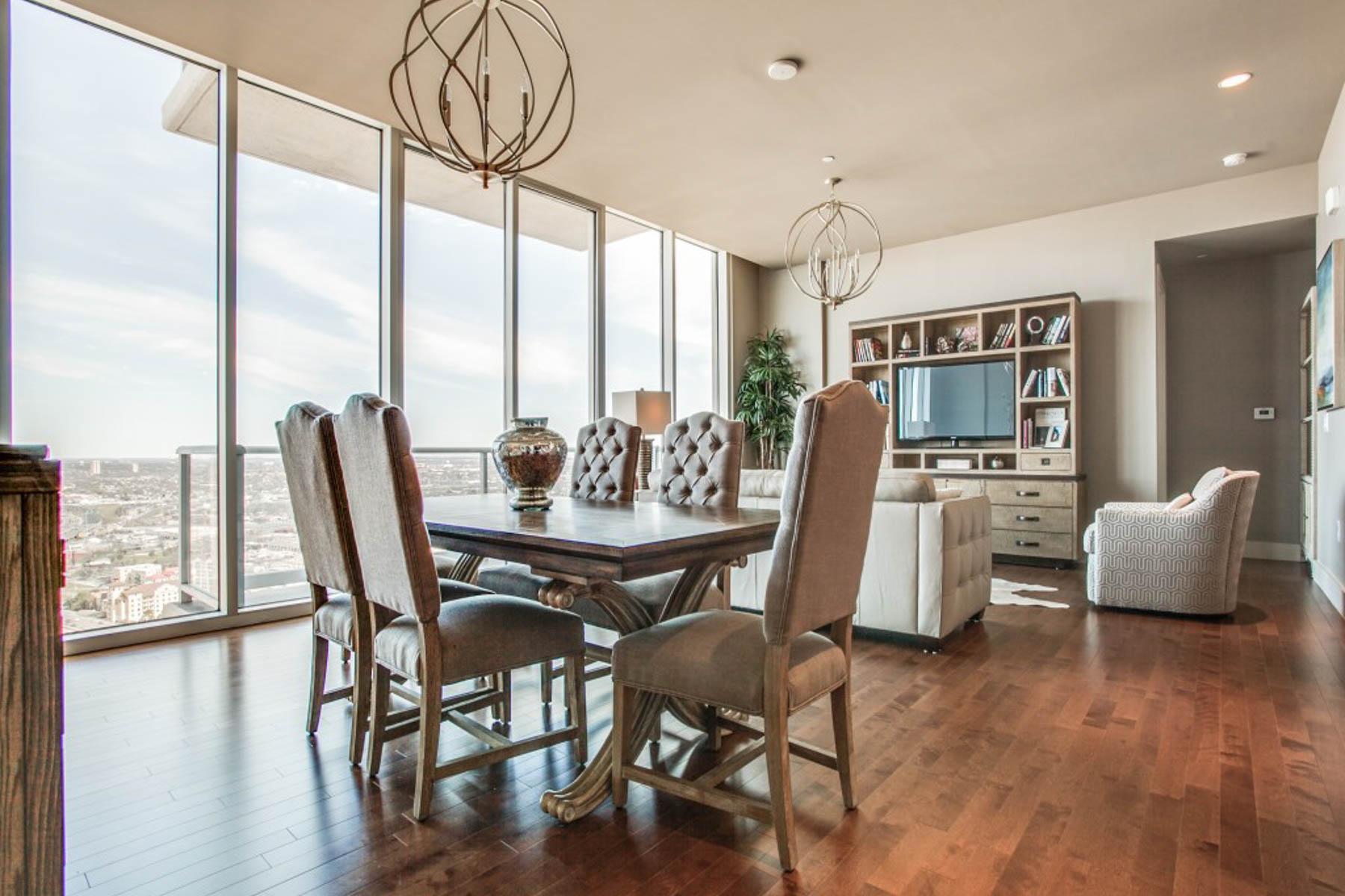 Condominium for Sale at Sleek, Sophisticated Condo with Breathtaking View 610 E Market St 3214 San Antonio, Texas, 78205 United States
