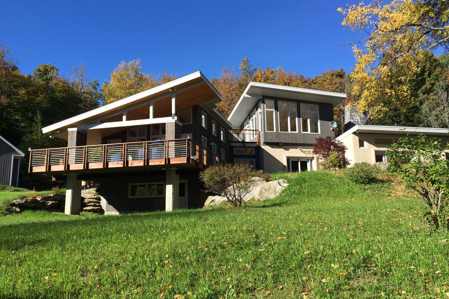 Casa Unifamiliar por un Venta en 30+ Acre Private Estate 813 Ccc Rd Shrewsbury, Vermont, 05738 Estados Unidos