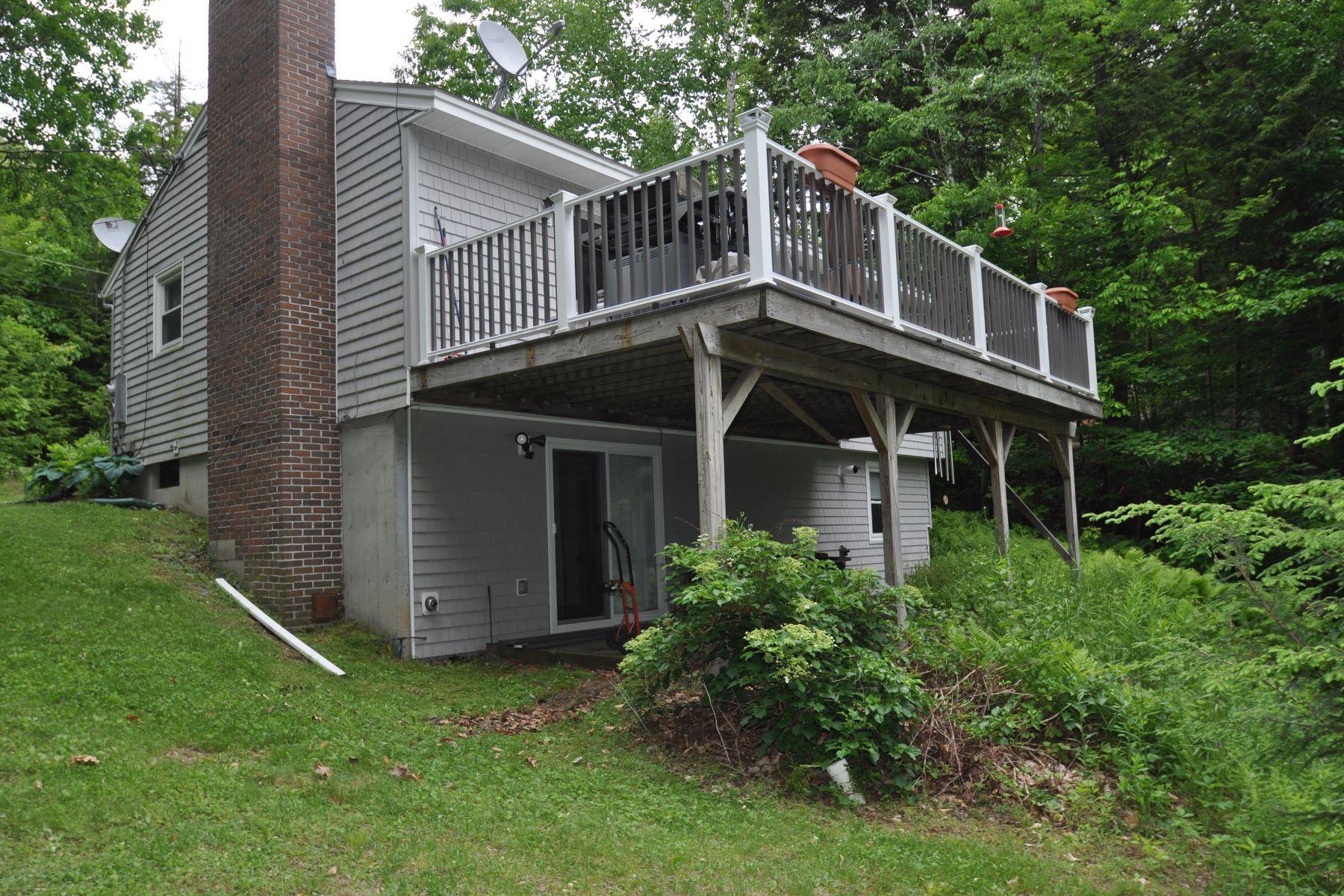 Casa para uma família para Venda às 40 John Avery Ln, Sunapee Sunapee, New Hampshire, 03782 Estados Unidos