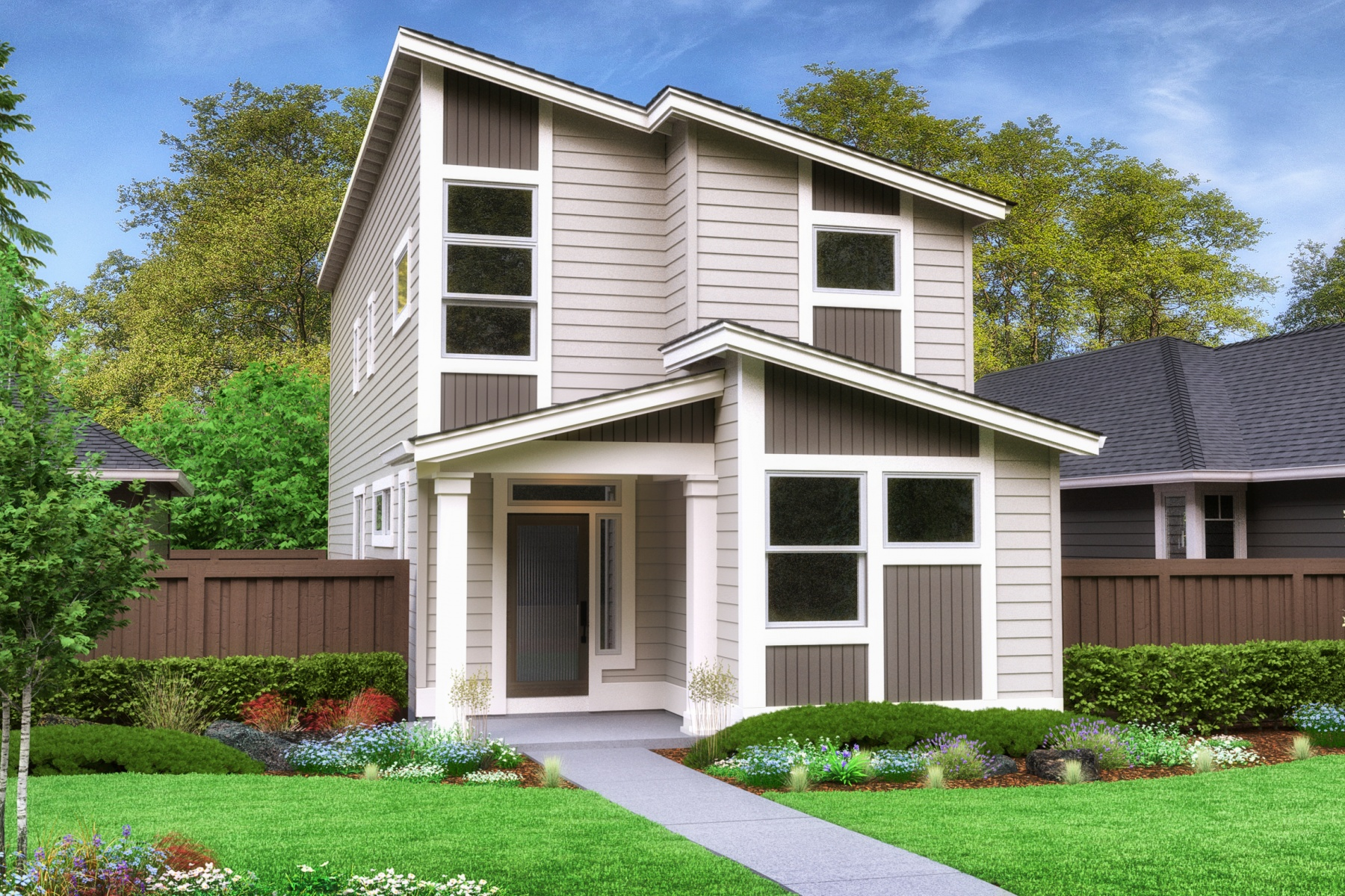 """Maison unifamiliale pour l Vente à New Home in New """"Triple Ridge!"""" 4382 SW Canal Blvd Lot 2 Redmond, Oregon, 97756 États-Unis"""