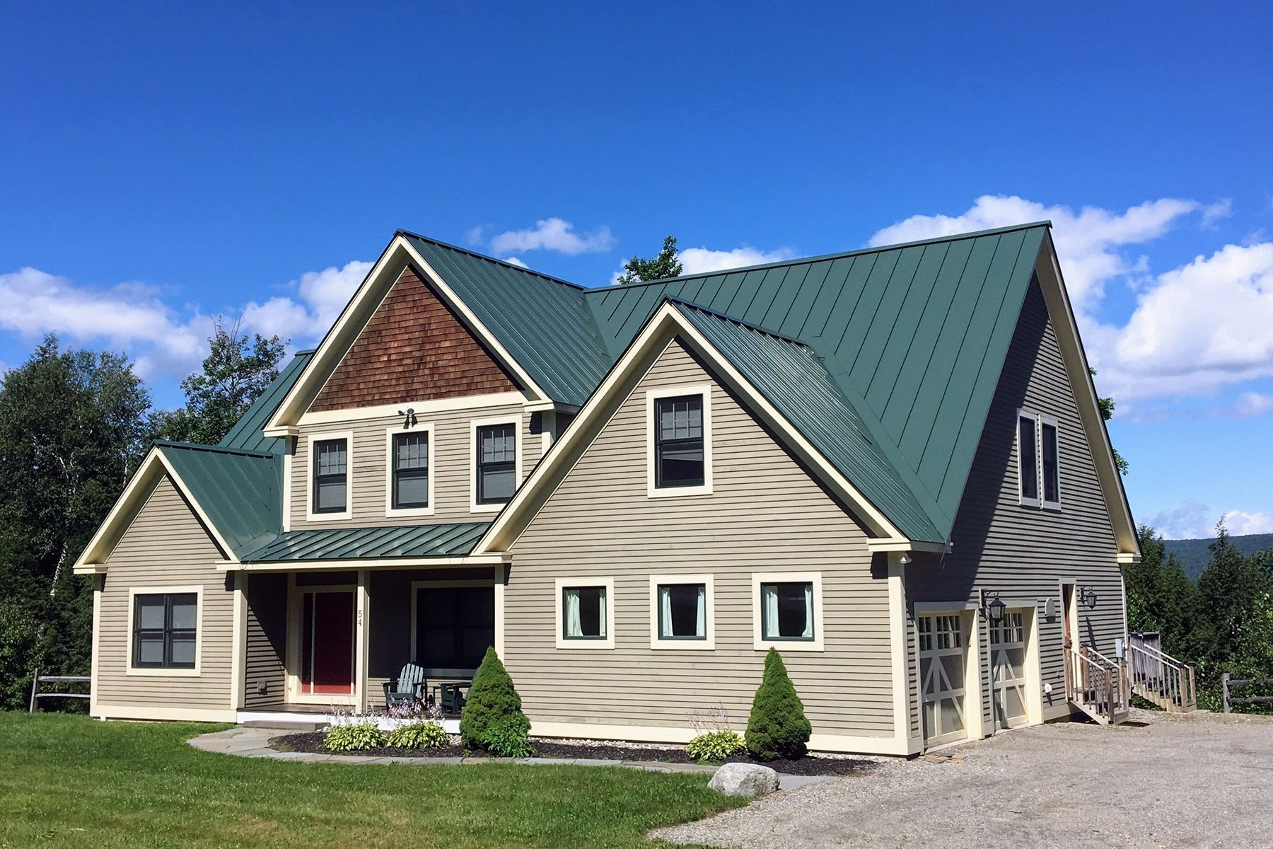 Single Family Home for Sale at 54 Garden Loop Rd, Winhall Winhall, Vermont, 05340 United States