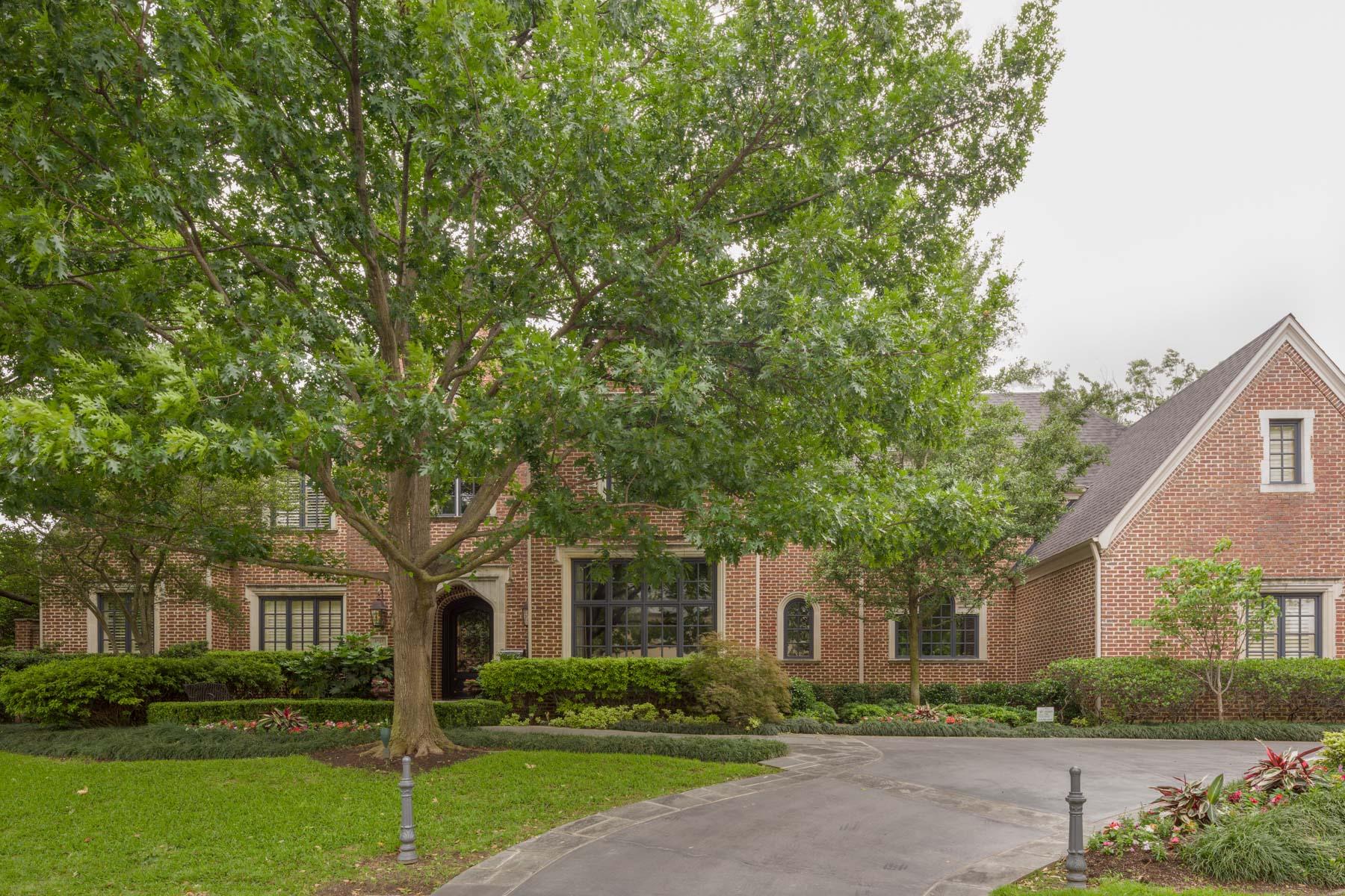 Vivienda unifamiliar por un Venta en Coveted University Park Location 4001 Normandy Ave Dallas, Texas, 75205 Estados Unidos