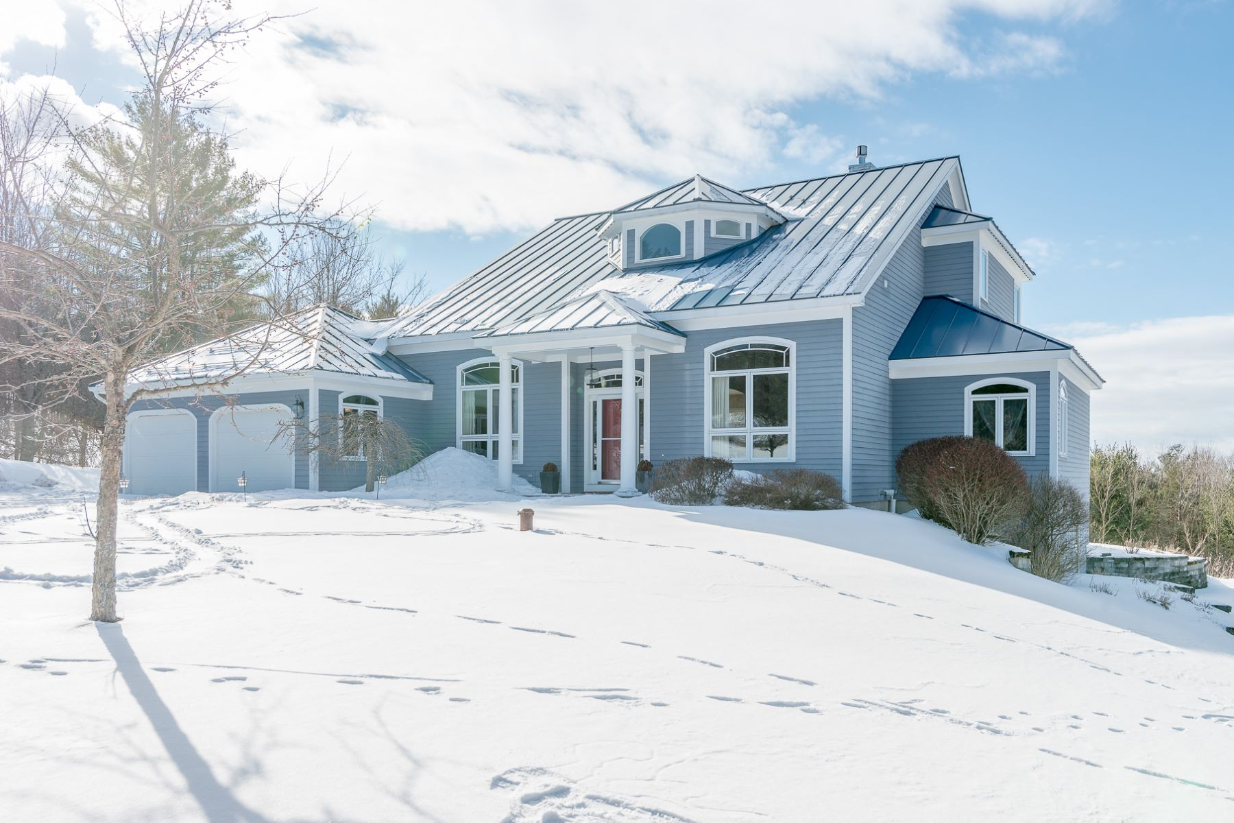 Maison unifamiliale pour l Vente à 4 Ladd, Hanover Hanover, New Hampshire, 03755 États-Unis