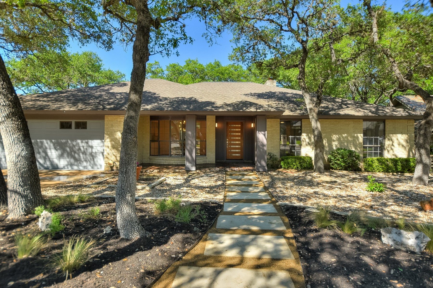 Single Family Home for Sale at Stylish Renovation with an Urban Flair 3802 N Green Trl Austin, Texas, 78759 United States
