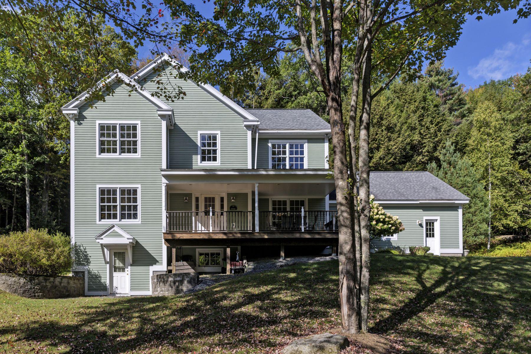 独户住宅 为 销售 在 73 Doc Hardy, Norwich 诺维奇, 佛蒙特州, 05055 美国