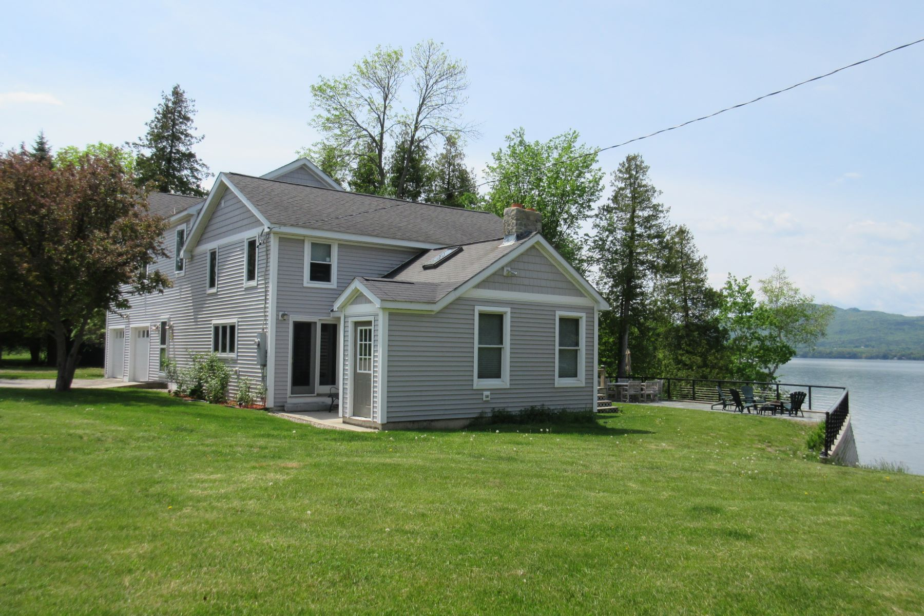Single Family Home for Sale at 246 Staton Drive, Panton Panton, Vermont, 05491 United States