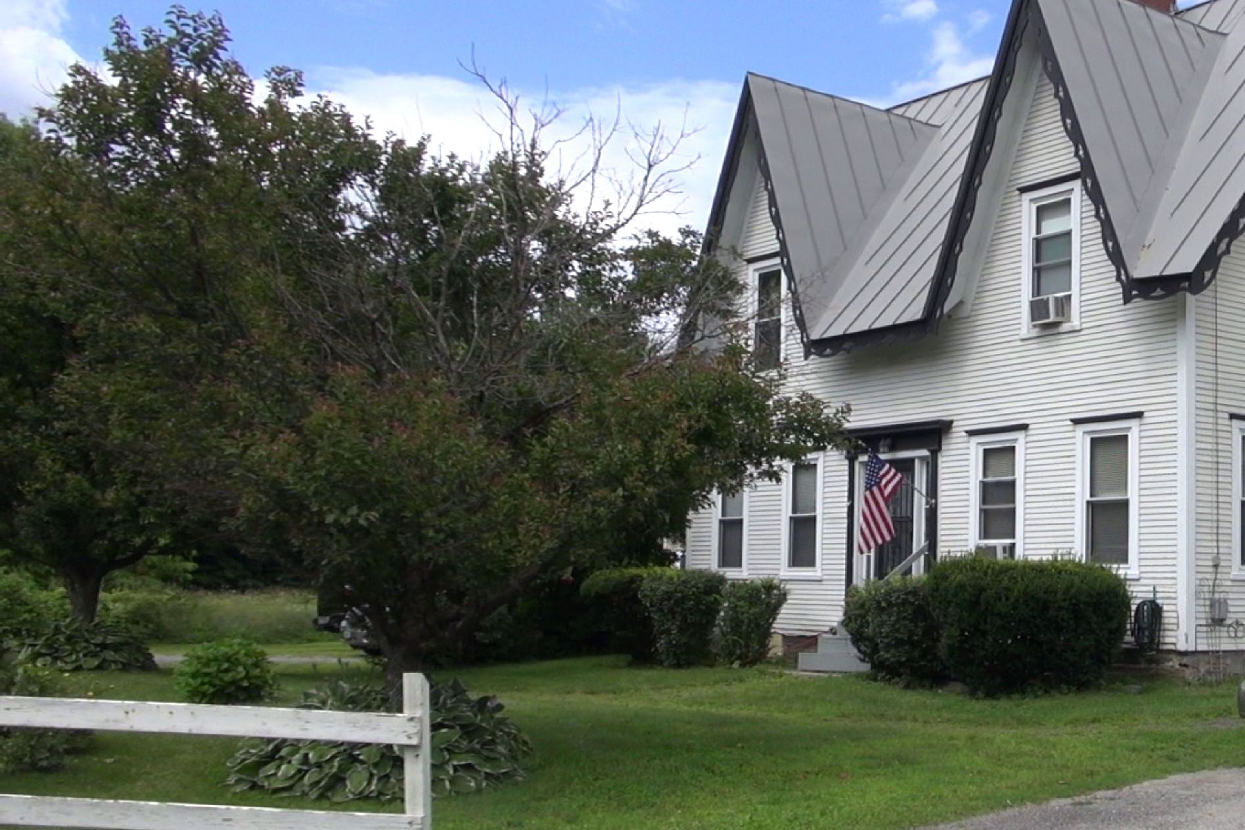 Multi-Family Home for Sale at Direct access to the White River 5321 Vt Route 107, Stockbridge, Vermont, 05772 United States
