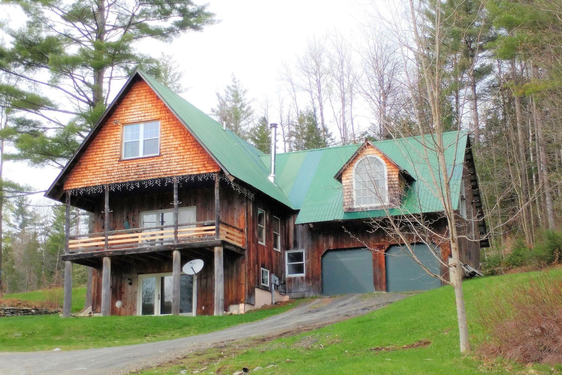 Moradia para Venda às Peace and Quiet with Views in Northfield 2406 Stony Brook Rd Northfield, Vermont, 05663 Estados Unidos