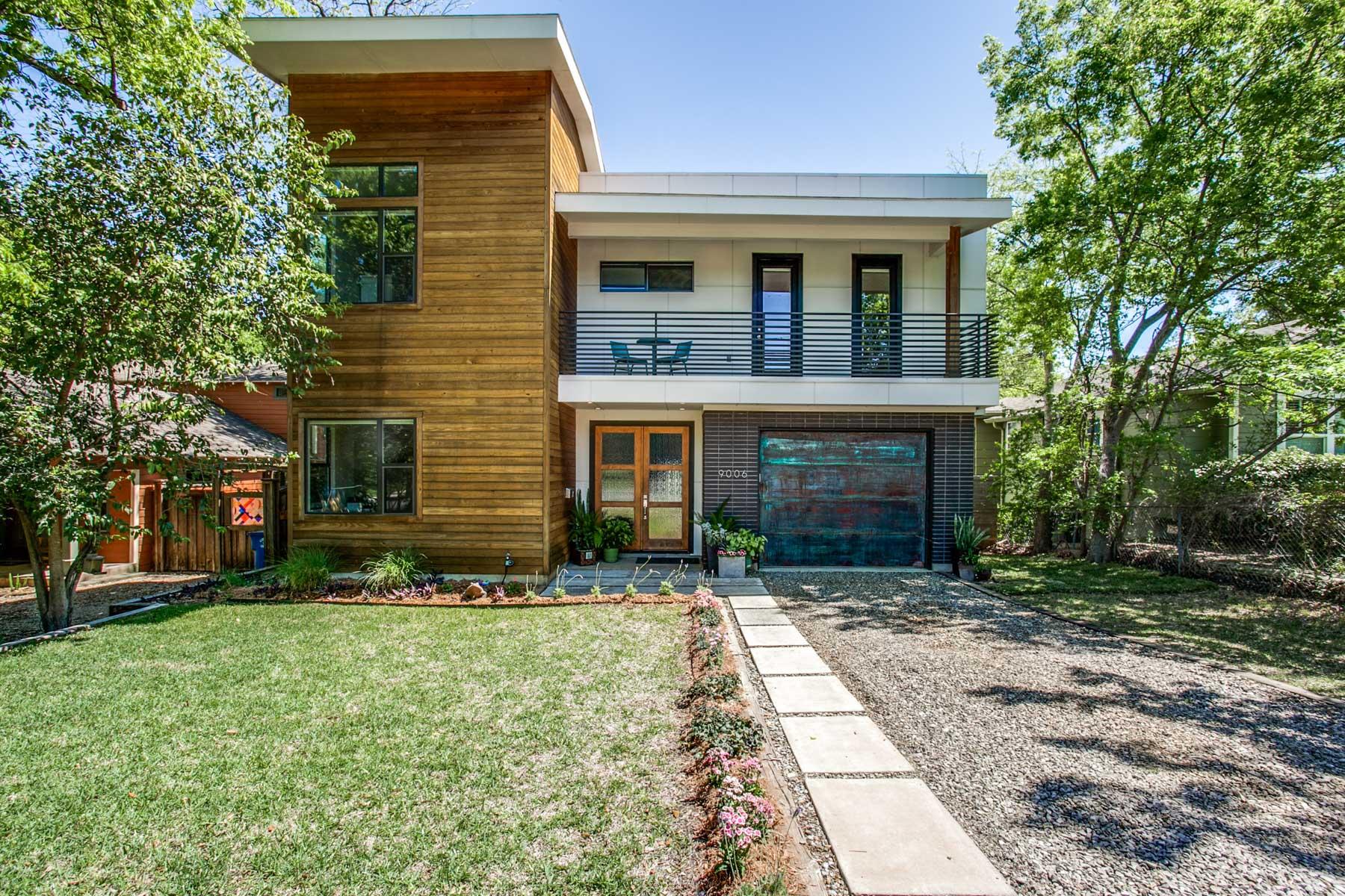 独户住宅 为 销售 在 9006 San Leandro Dr, Dallas 达拉斯, 得克萨斯州, 75218 美国