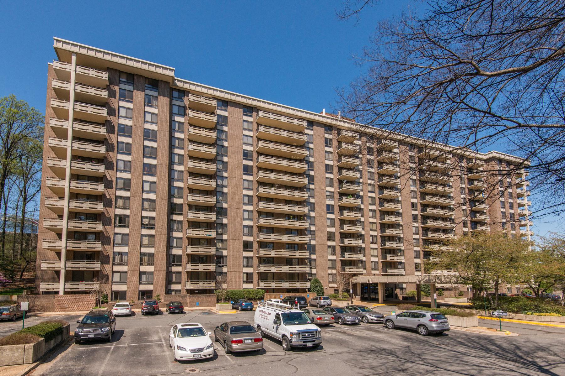 Eigentumswohnung für Verkauf beim 1808 Old Meadow Road 1407, McLean 1808 Old Meadow Rd 1407 McLean, Virginia, 22102 Vereinigte Staaten