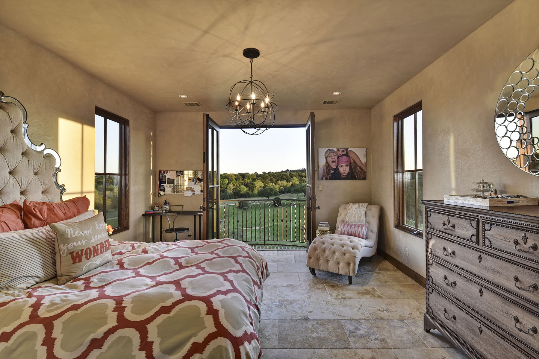 Additional photo for property listing at Old World Elegance 8533 Calera Dr Austin, Texas 78735 United States