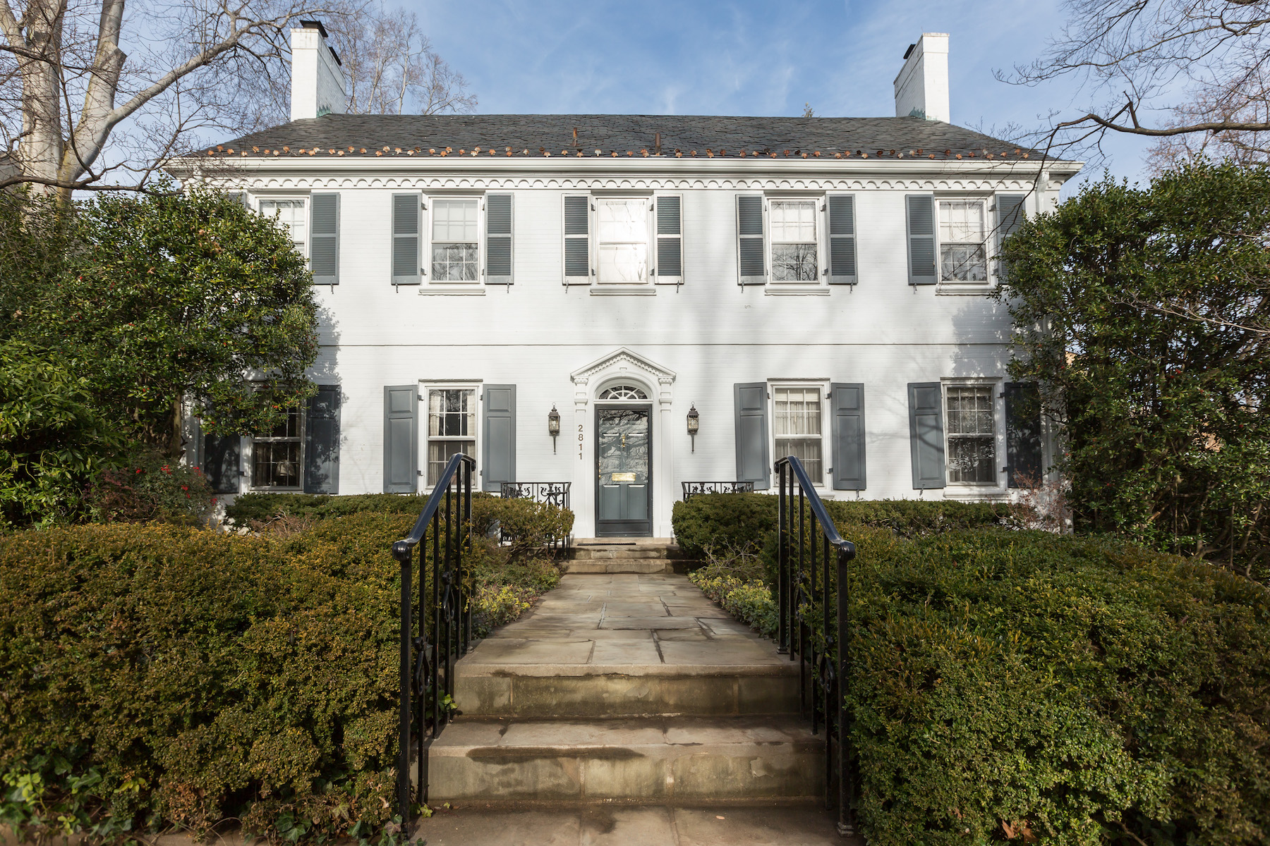Single Family Home for Sale at 2811 Mcgill Terrace Nw, Washington Washington, District Of Columbia 20008 United States