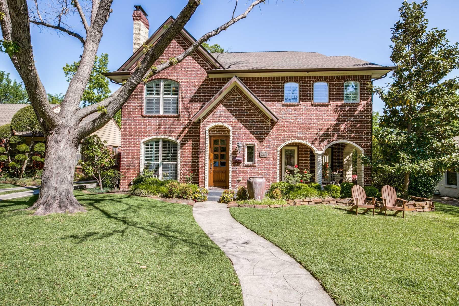 獨棟家庭住宅 為 出售 在 6285 Revere Pl, Dallas Dallas, 德克薩斯州, 75214 美國
