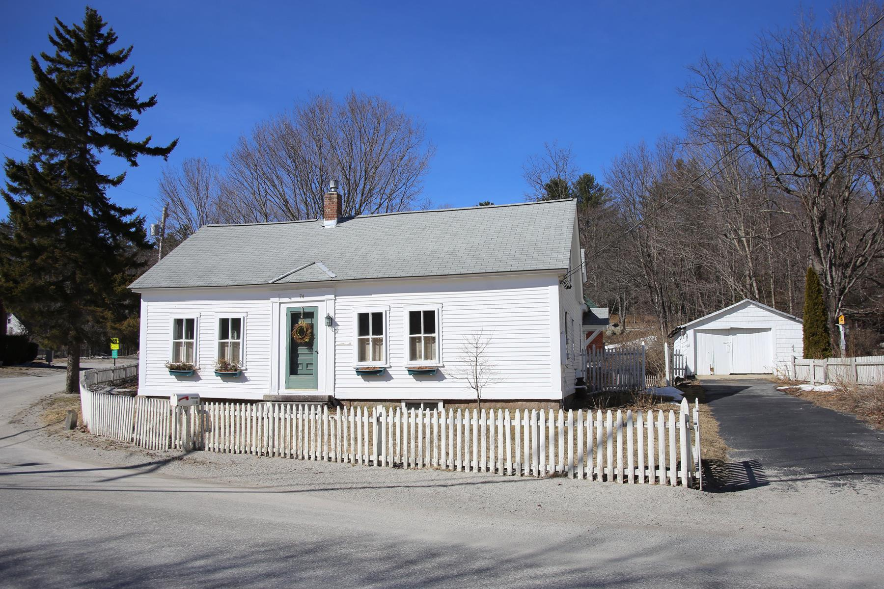 Single Family Home for Sale at 74 Main Street, Sutton Sutton, New Hampshire 03257 United States