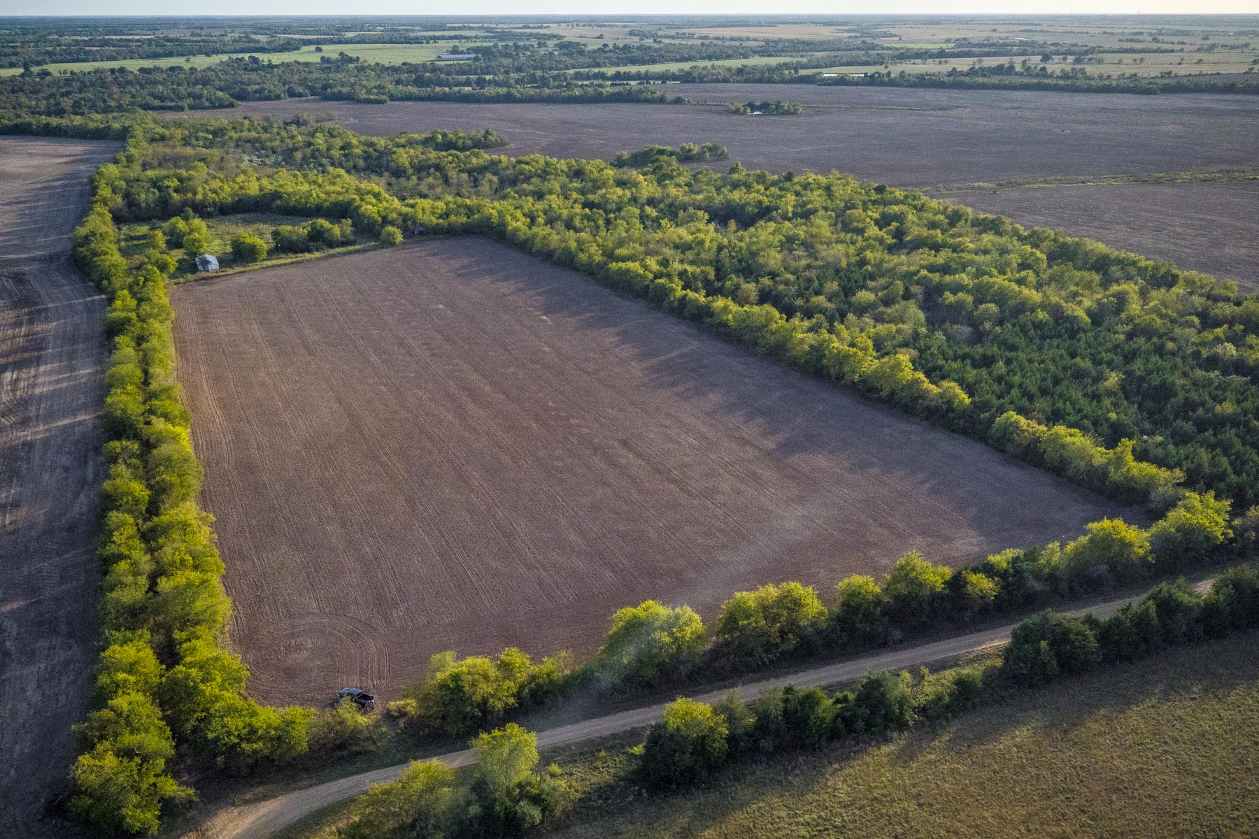 Land for Sale at Big Meadow Middle 0001 CR 33040 Tract 2 Paris, Texas 75421 United States