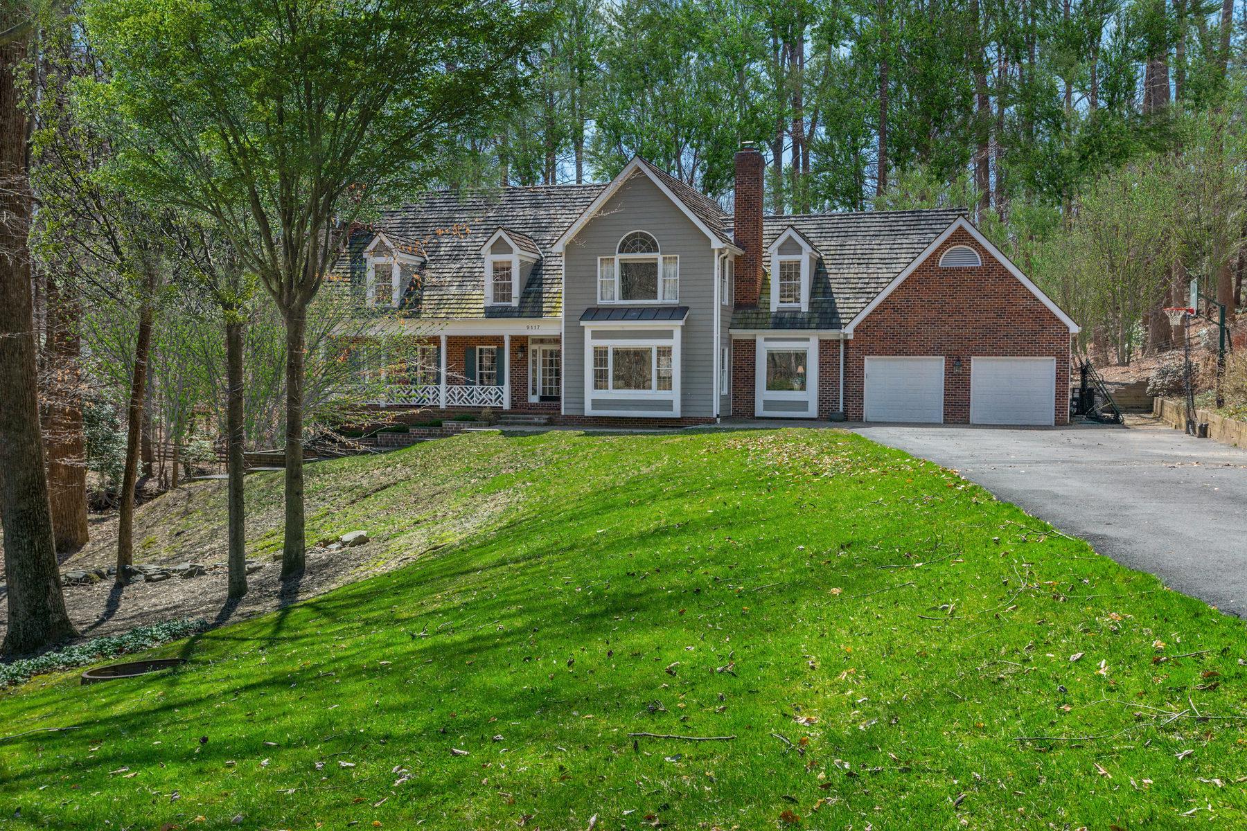 獨棟家庭住宅 為 出售 在 9117 Maria Avenue, Great Falls Great Falls, 弗吉尼亞州 22066 美國