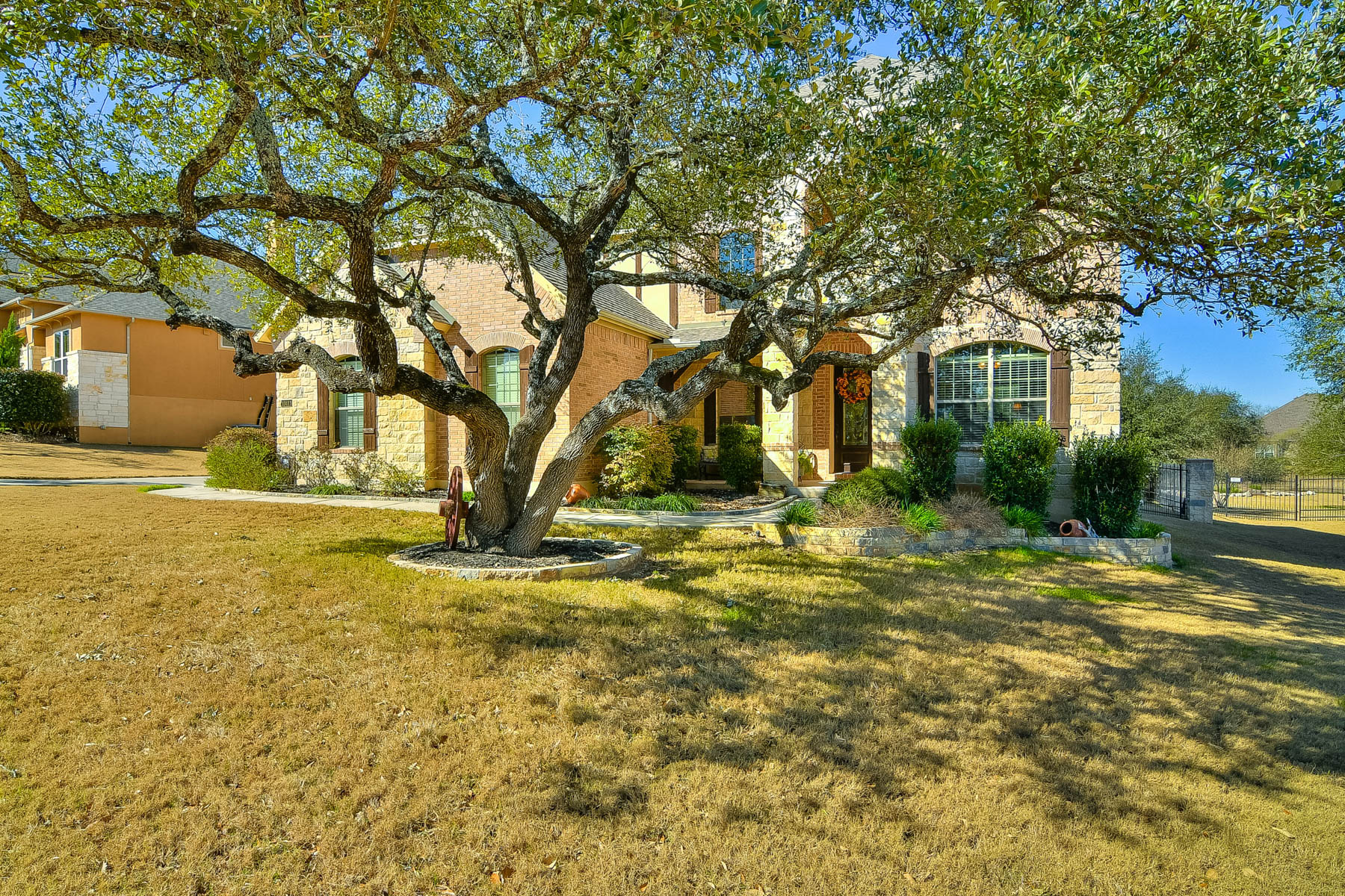 Single Family Home for Sale at Well Appointed Home in Boerne 10411 Star Mica Boerne, Texas 78006 United States