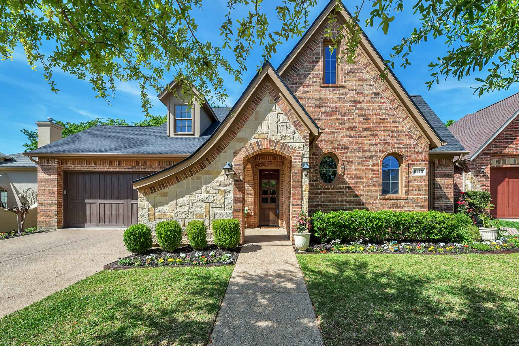 Single Family Home for Sale at 6415 Tuscany Park Dr, Arlington Arlington, Texas, 76016 United States