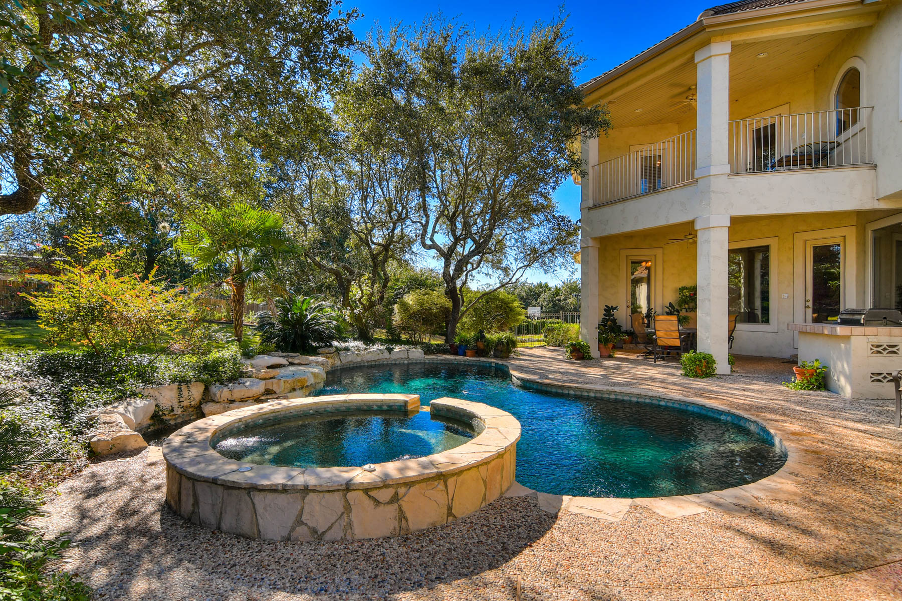 Single Family Home for Sale at Meticulously Crafted Home in Champions Ridge 9 Caleb Cir San Antonio, Texas, 78258 United States