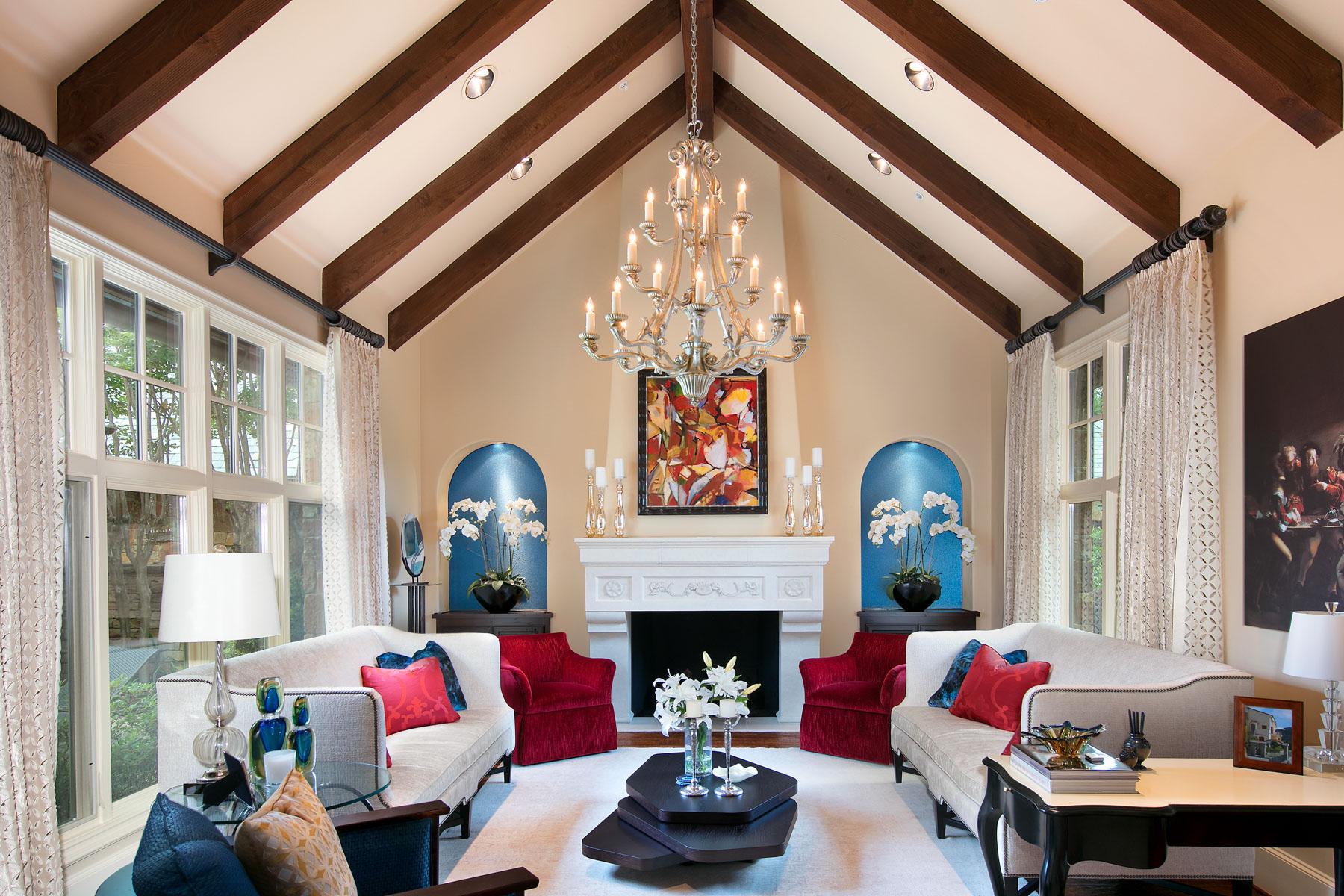 一戸建て のために 売買 アット Elegant Village Home in the guard gated Vaquero 2222 Cedar Elm Terr Westlake, テキサス, 76262 アメリカ合衆国